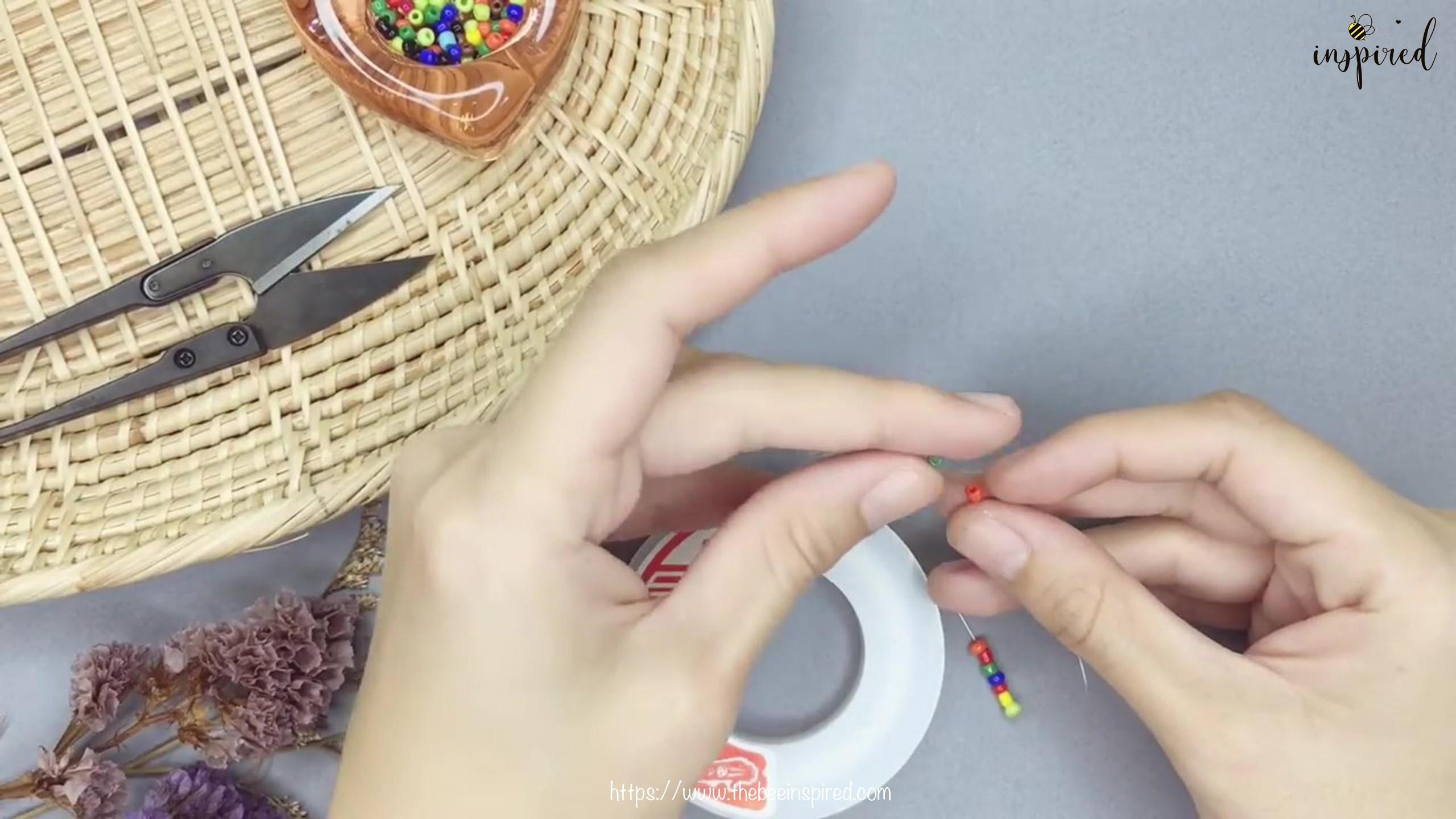 DIY Beaded Ring-1-2
