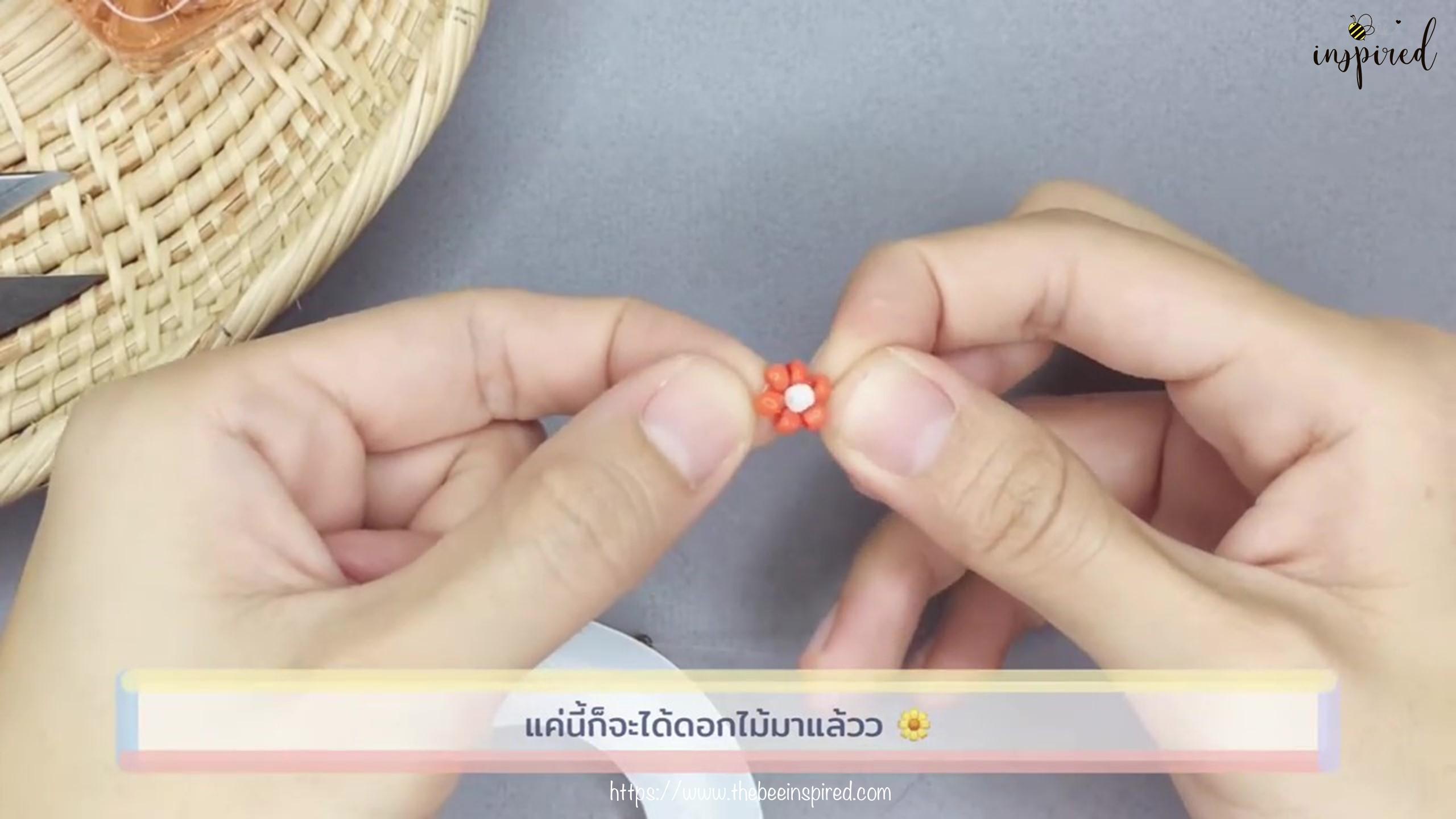 DIY Beaded Ring-2-5