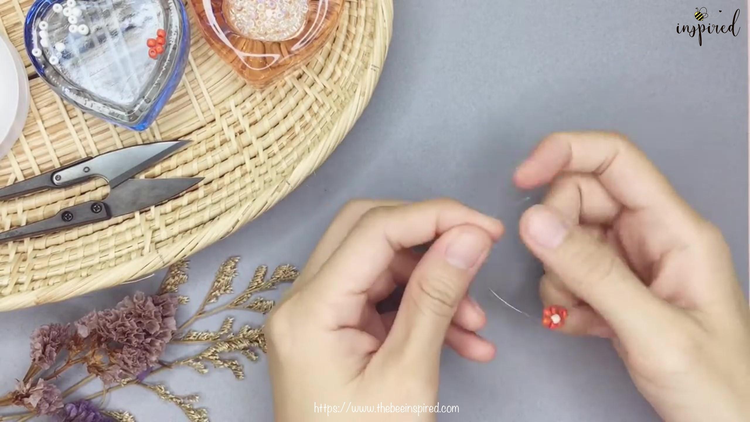 DIY Beaded Ring-2-6