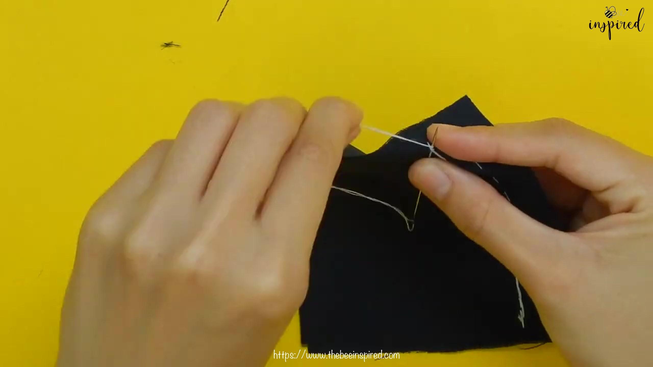 วิธีการเย็บด้นถอยหลัง (How to Sew a Back Stitch)_6