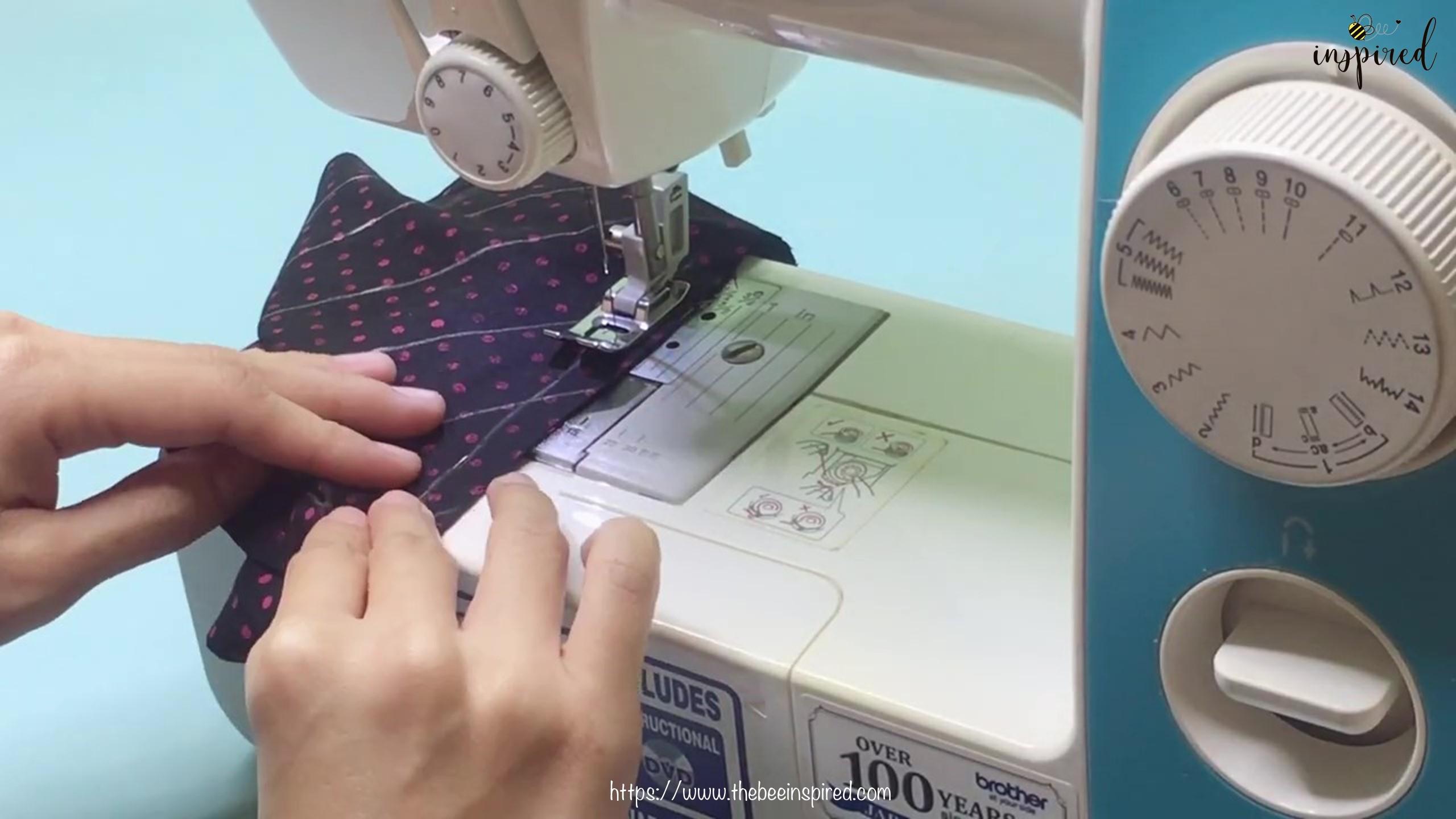 เทคนิคตัดและต่อผ้าเฉลียงที่ไม่ดูไม่ได้_ What is Fabric Grain & How to Make Continuous Bias Binding_12