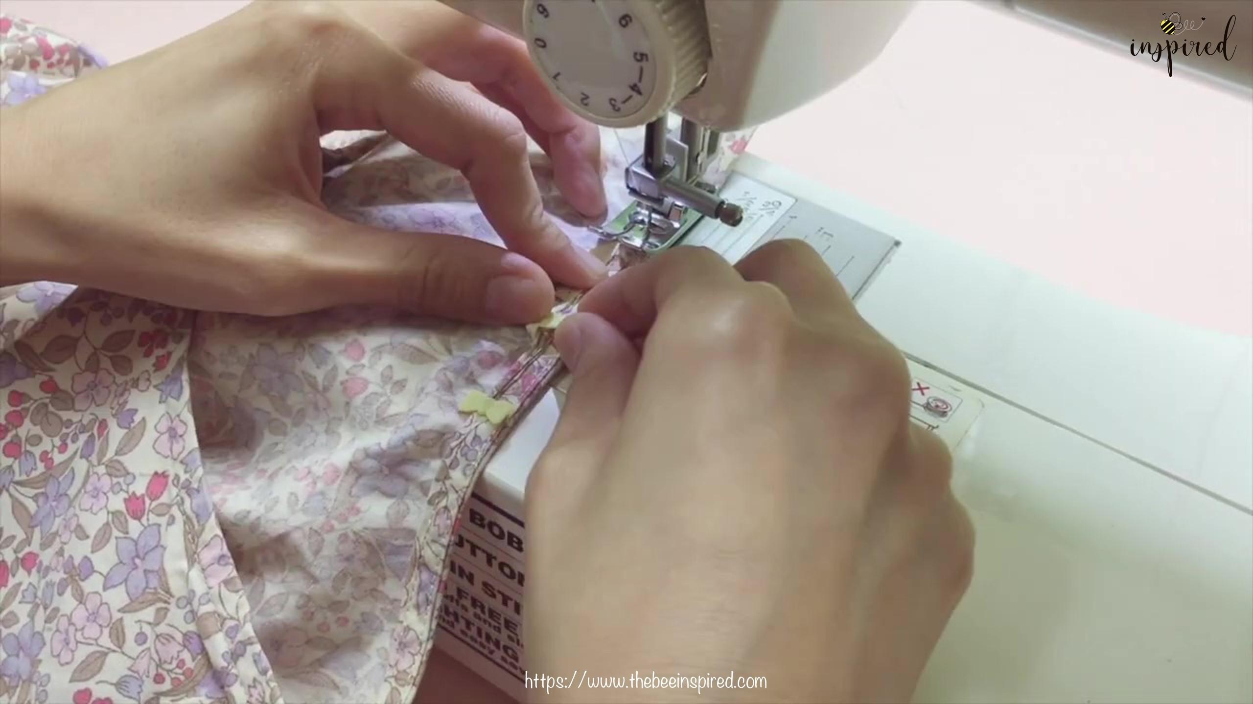 DIY 5 วิธีทำป้ายโลโก้แบรนด์ตัวเองที่บ้านแบบง่ายๆ I How to Make Your Own Fabric Labels at Home_19