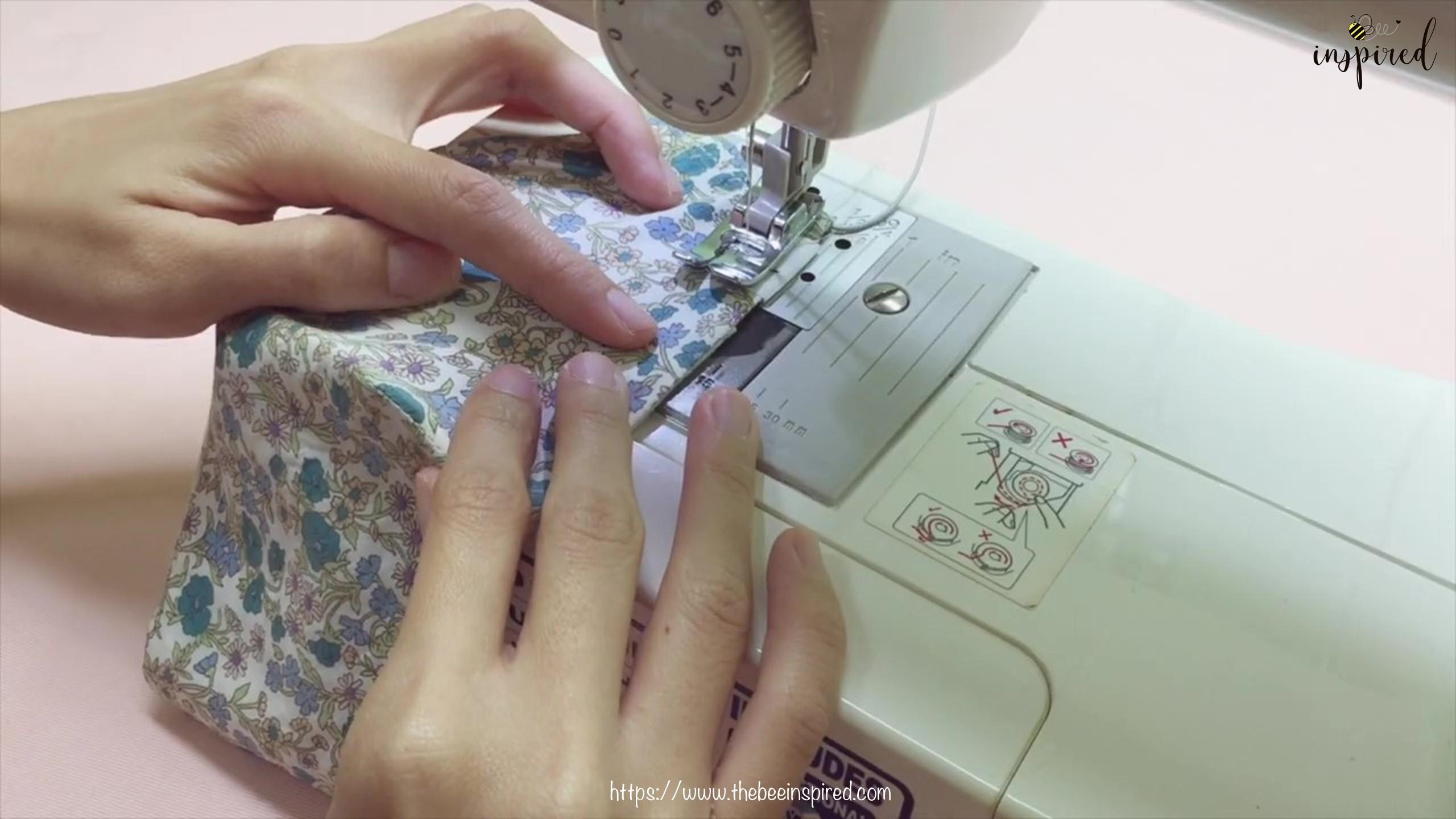DIY 5 วิธีทำป้ายโลโก้แบรนด์ตัวเองที่บ้านแบบง่ายๆ I How to Make Your Own Fabric Labels at Home_28