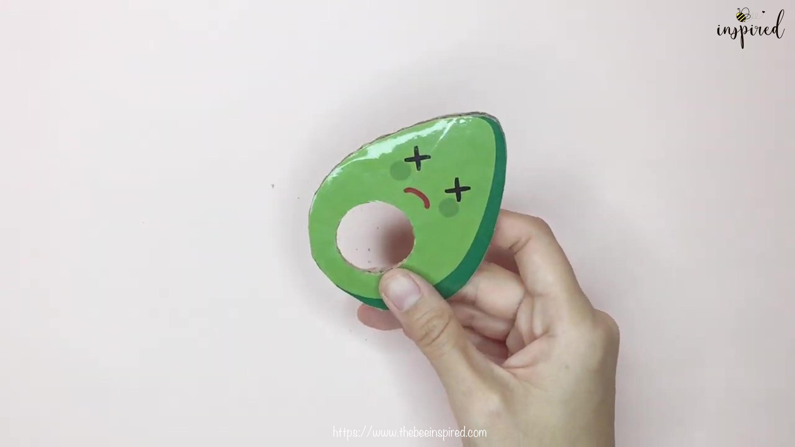 DIY Avocado Pop It Fidgets_14