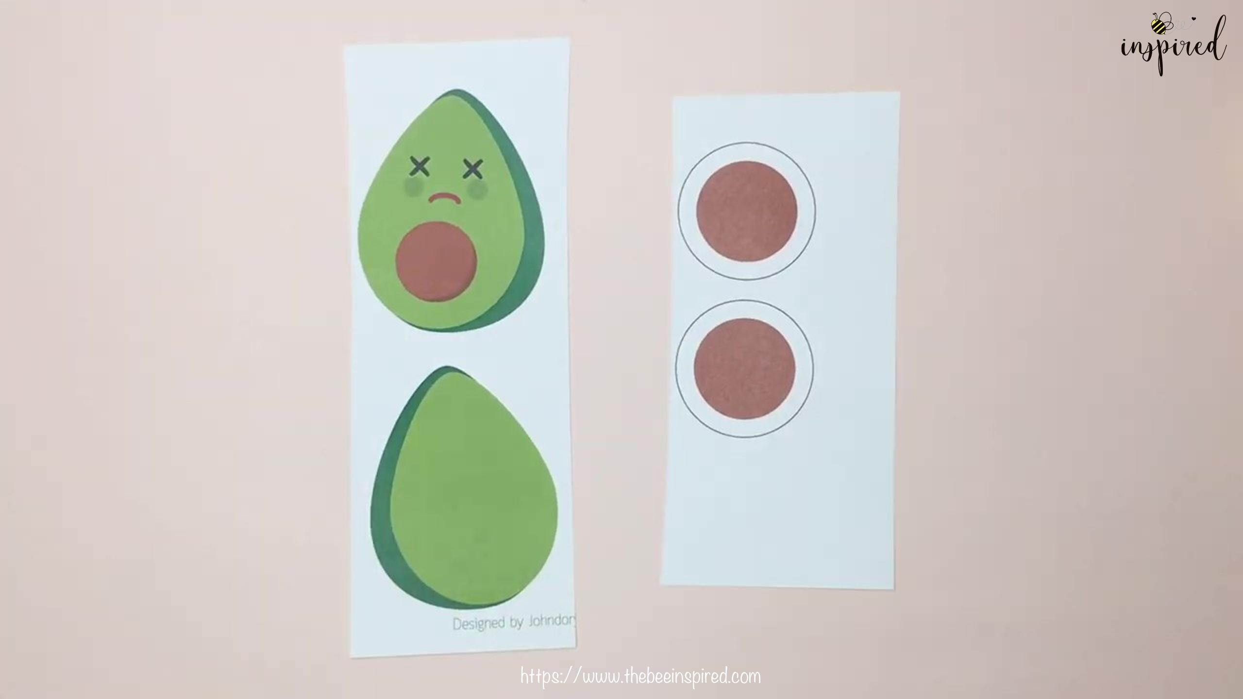 DIY Avocado Pop It Fidgets_2