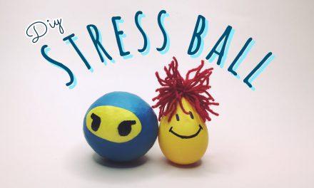 DIY A Stress Ball (Viral Tiktok Fidget Toy) : สอนทำลูกบอลคลายเครียดของเล่นยอดฮิต