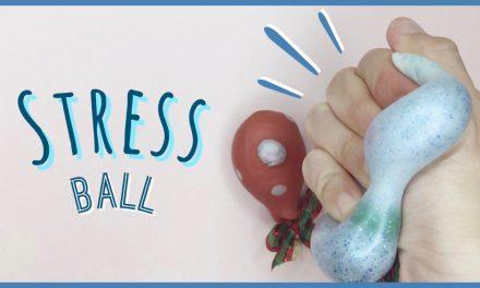 DIY Balloon Stress Ball (Viral Tiktok Fidget Toy): สอนทำลูกบอลของเล่นคลายเครียดจากลูกโป่ง