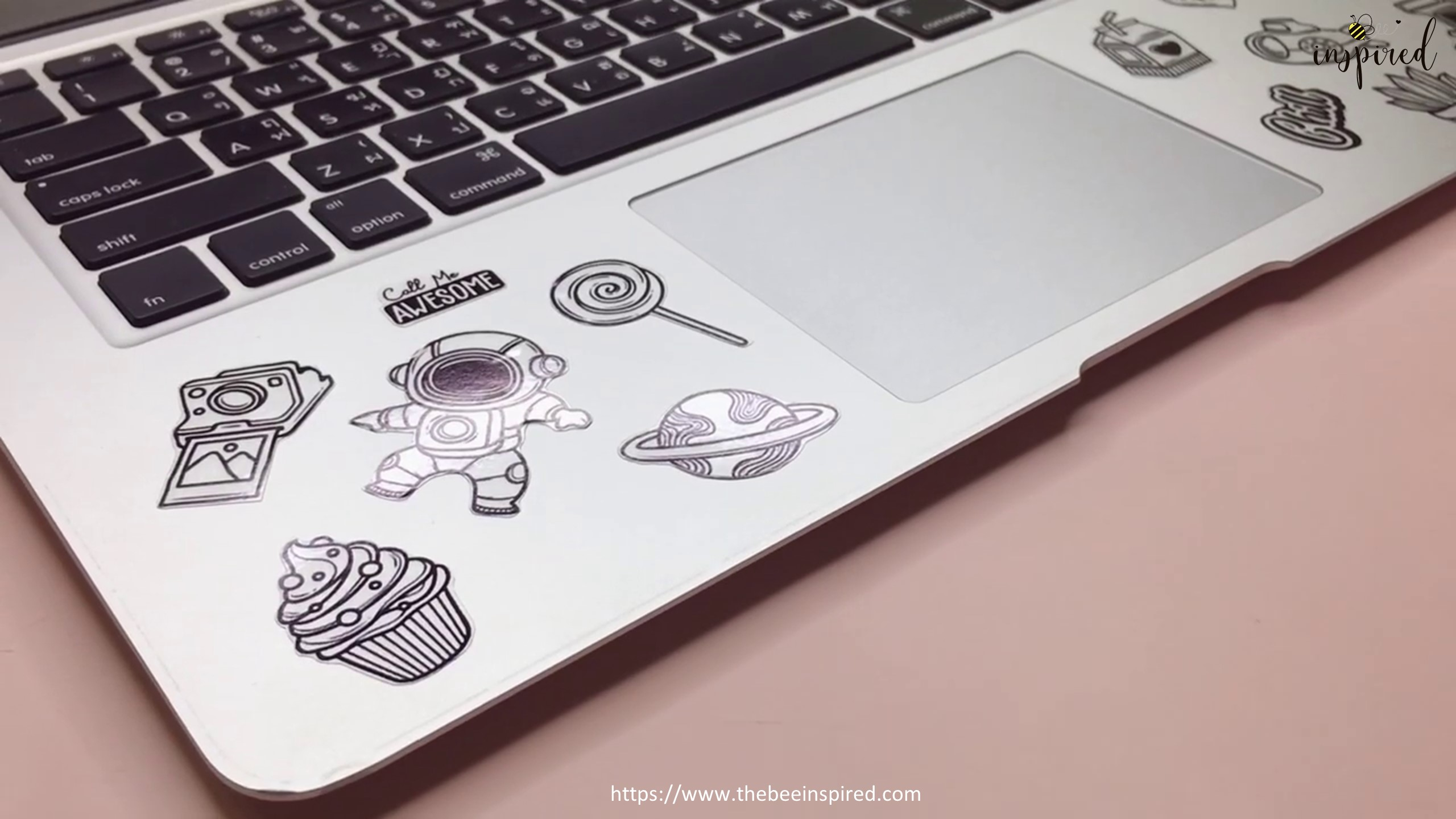DIY Clear and Color Sticker_9