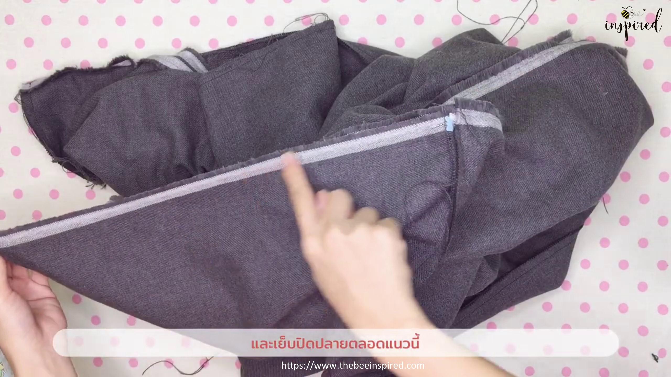DIY Amazing Bean Bag Chair_14