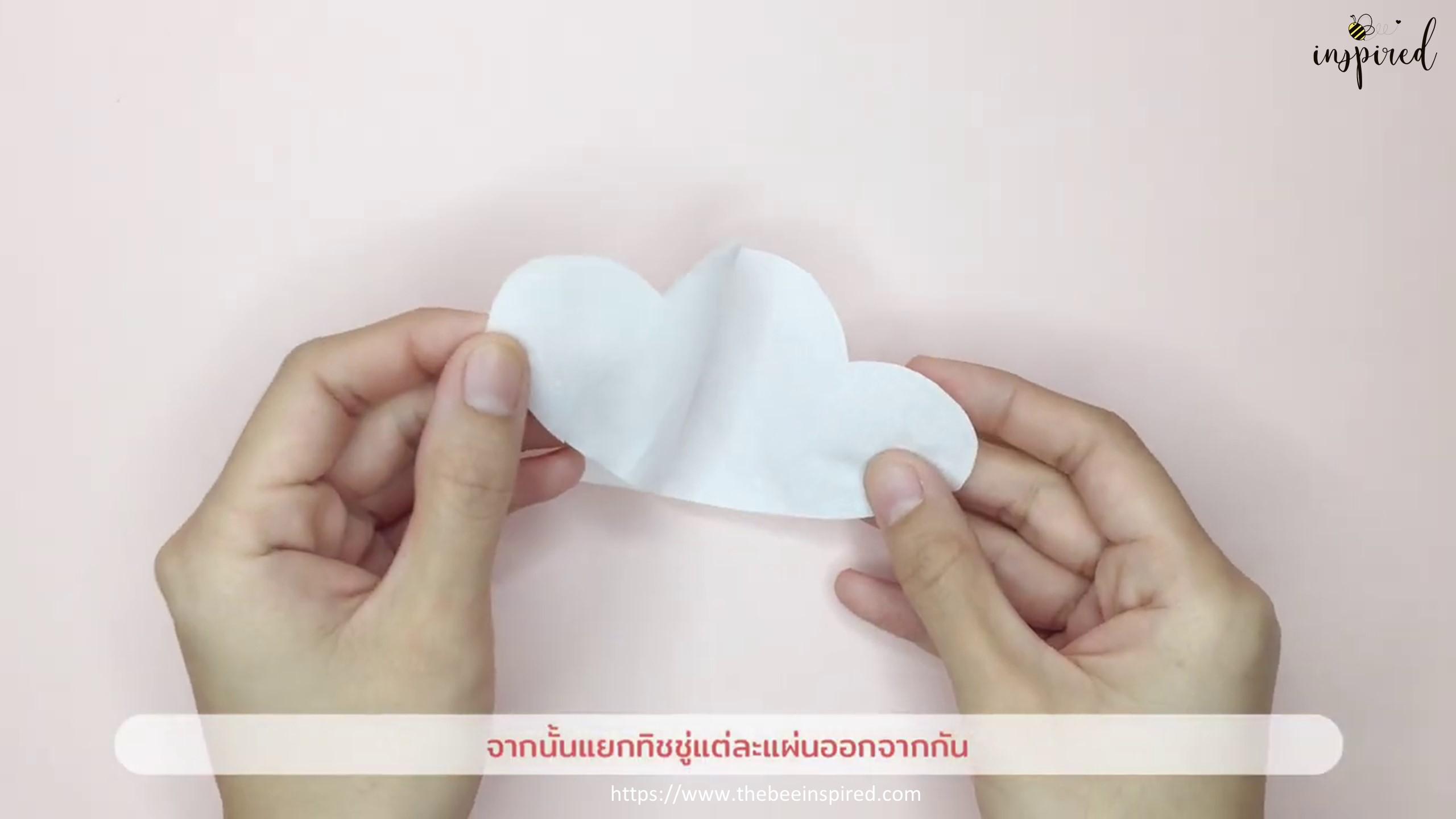 DIY Fidget Toy from Tissue Paper_3