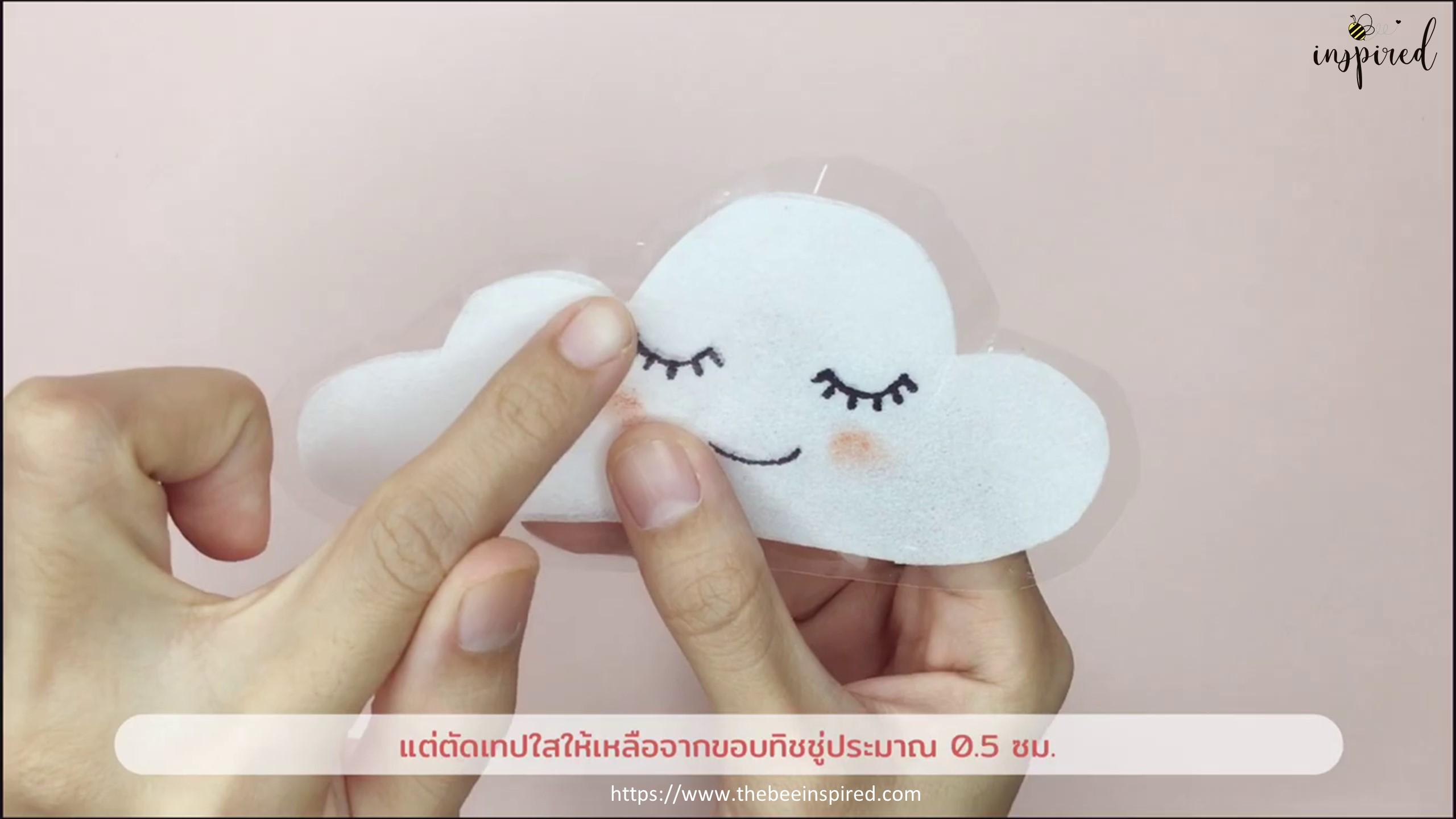 DIY Fidget Toy from Tissue Paper_6