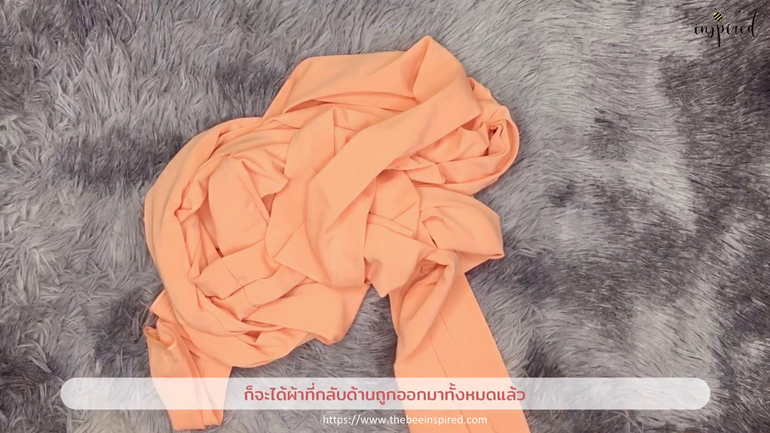 DIY Knot Pillow_11