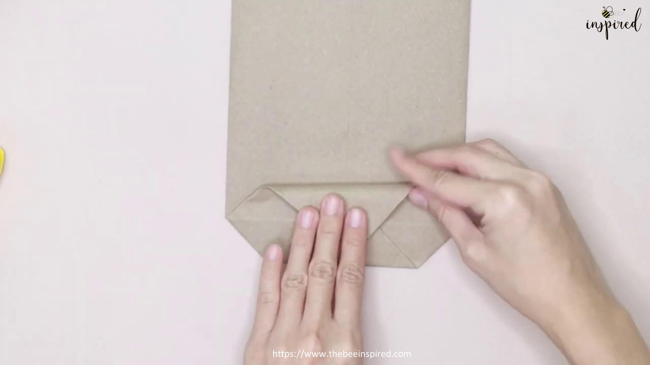 DIY Paper GIFT BAG for Valentine_10