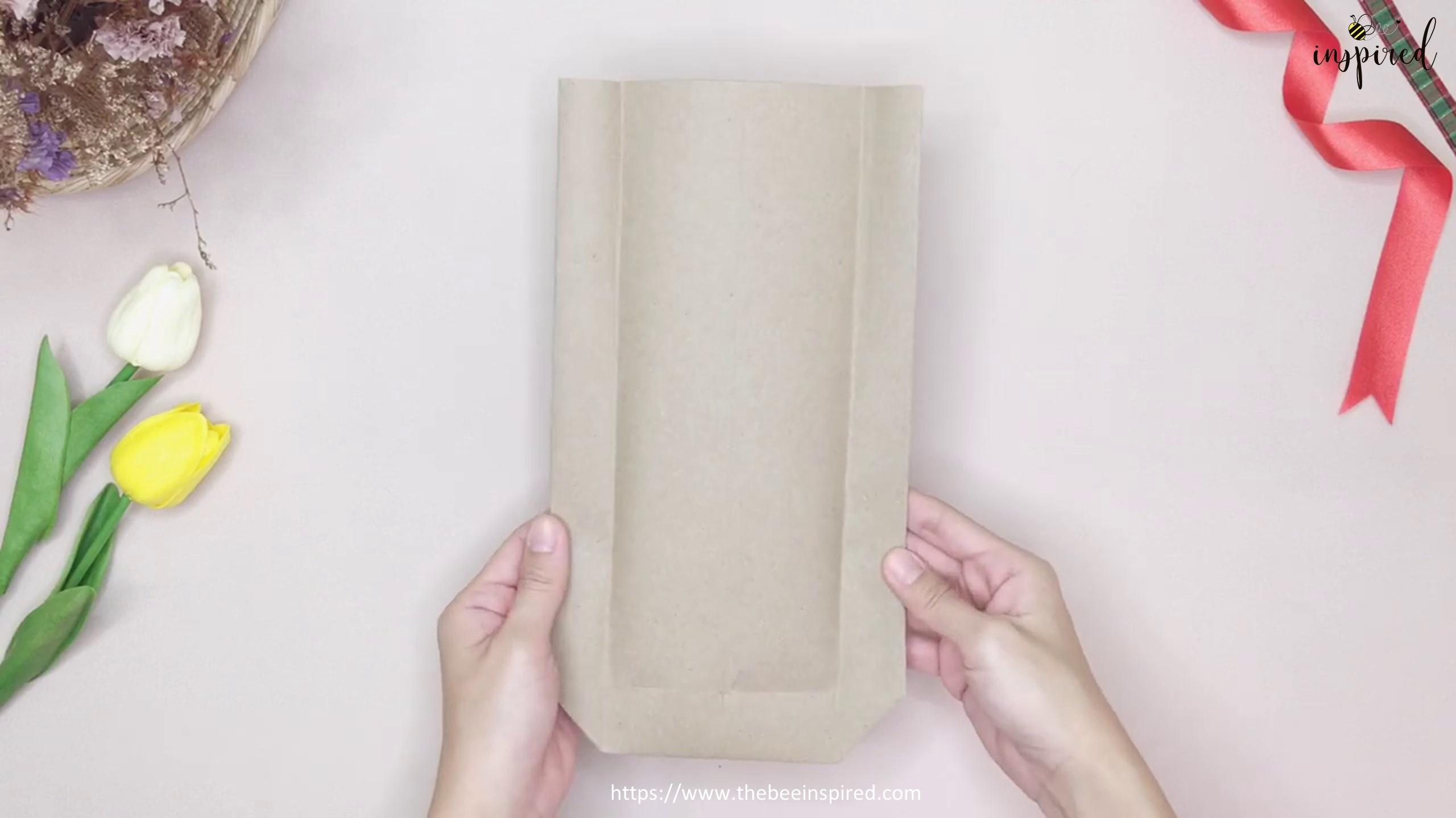 DIY Paper GIFT BAG for Valentine_12