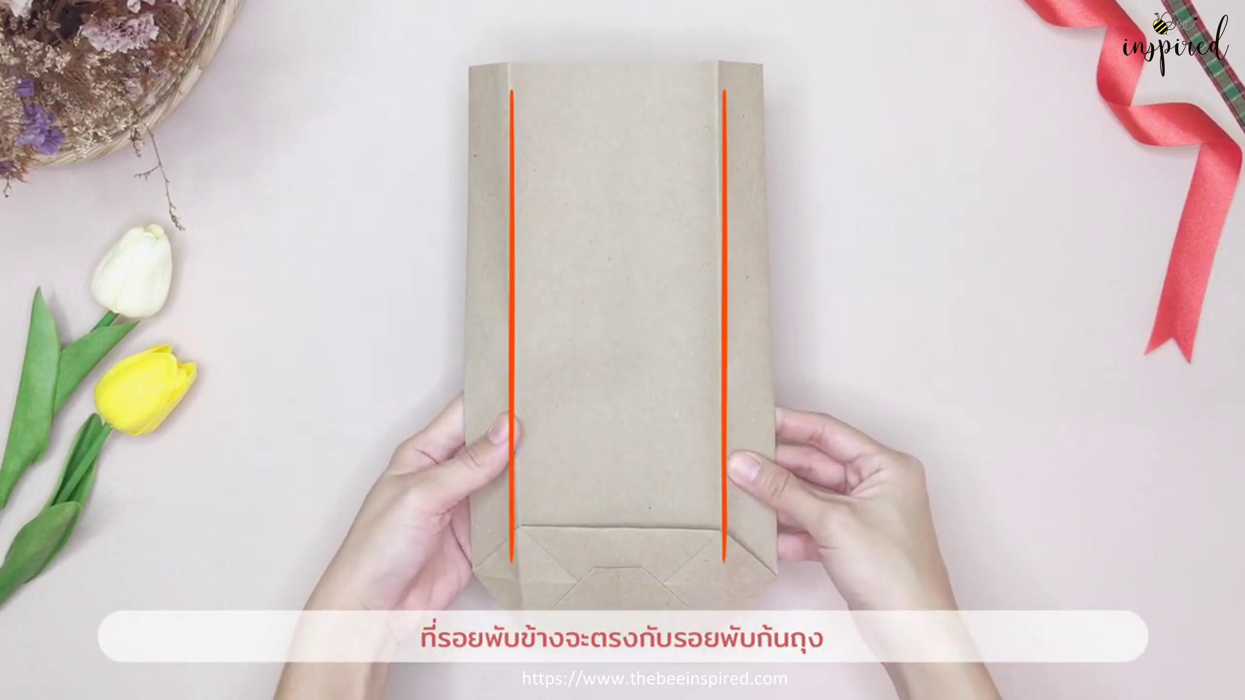 DIY Paper GIFT BAG for Valentine_13