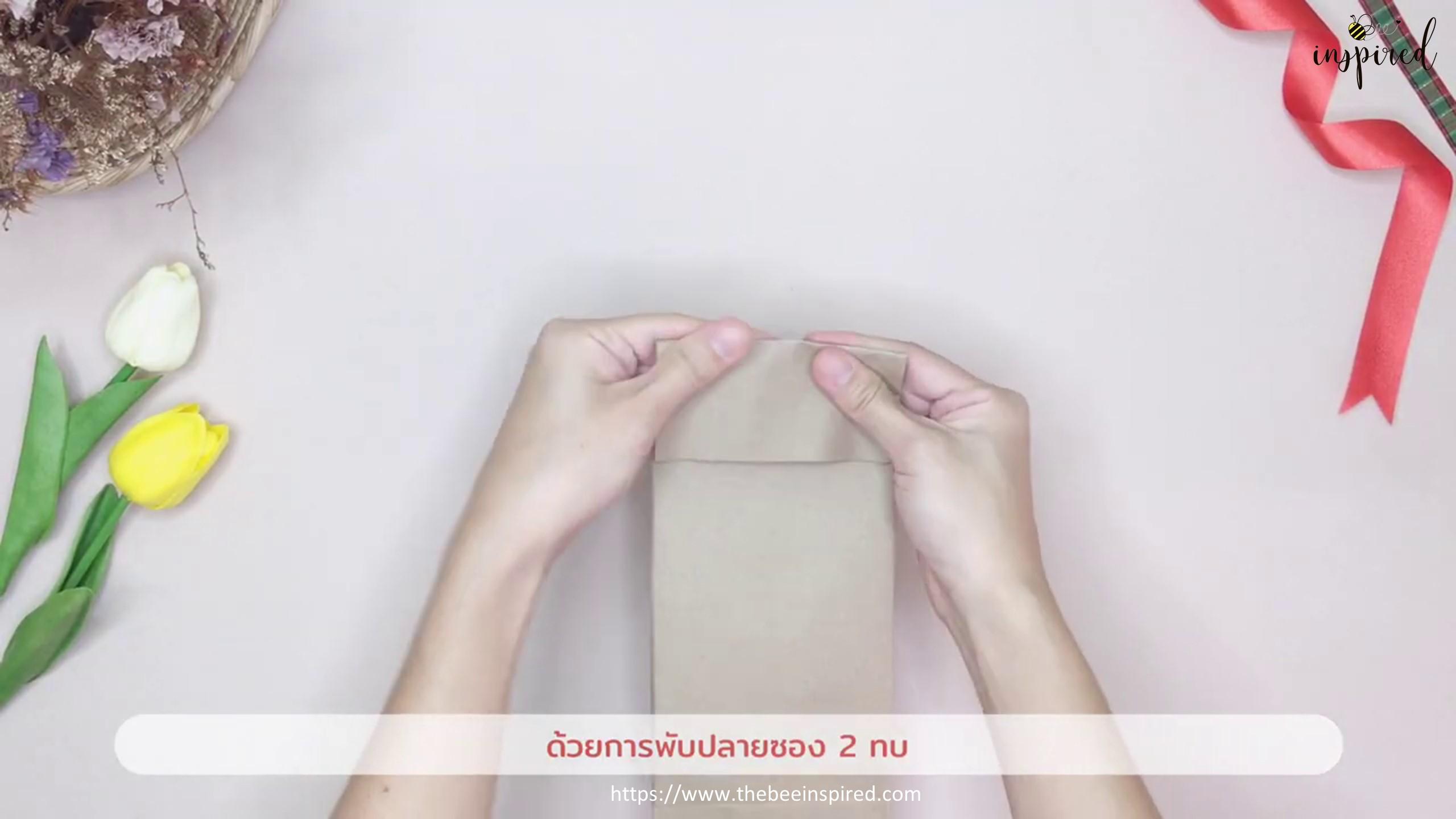 DIY Paper GIFT BAG for Valentine_18