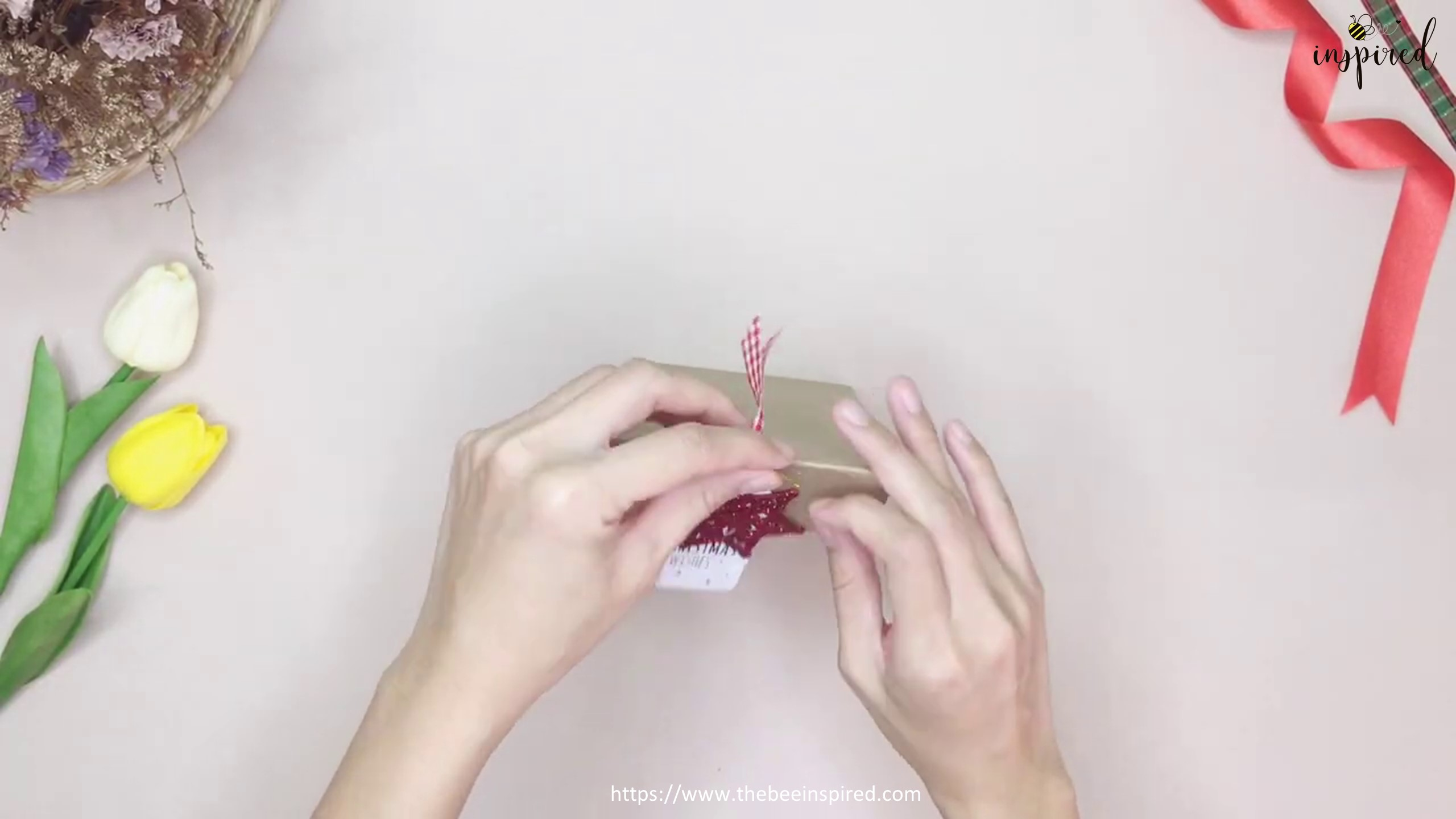 DIY Paper GIFT BAG for Valentine_22