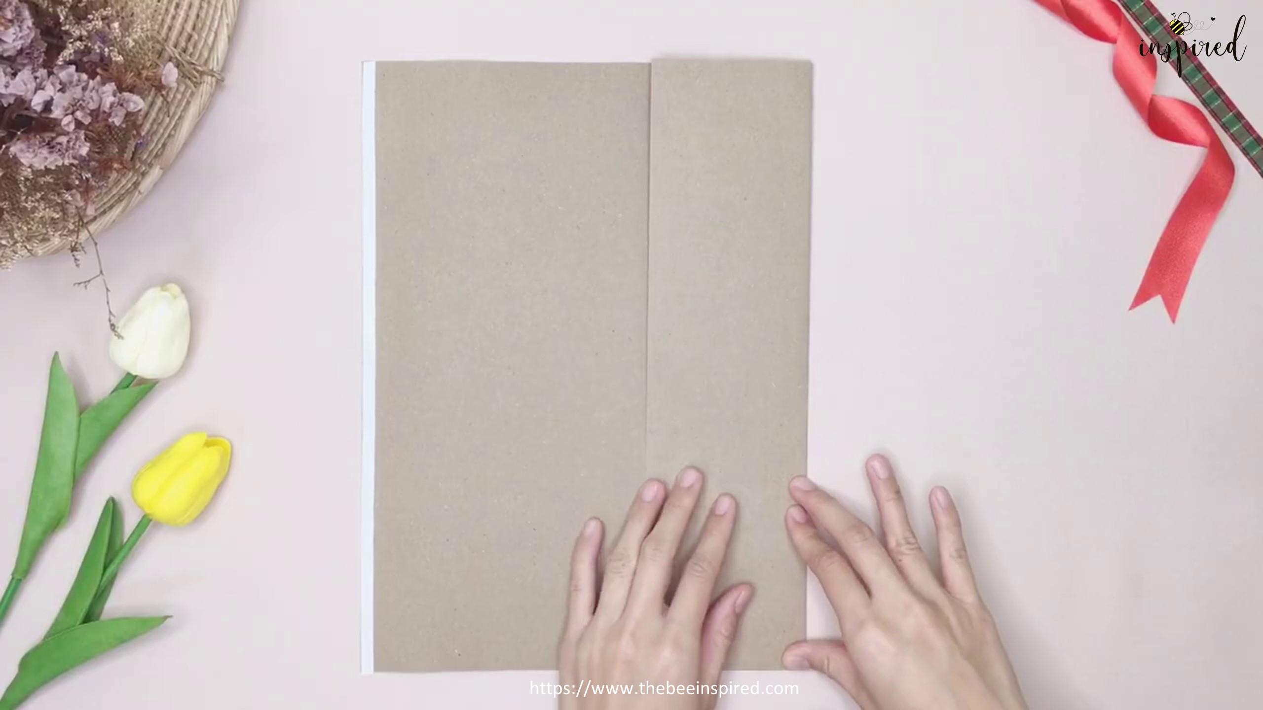 DIY Paper GIFT BAG for Valentine_3
