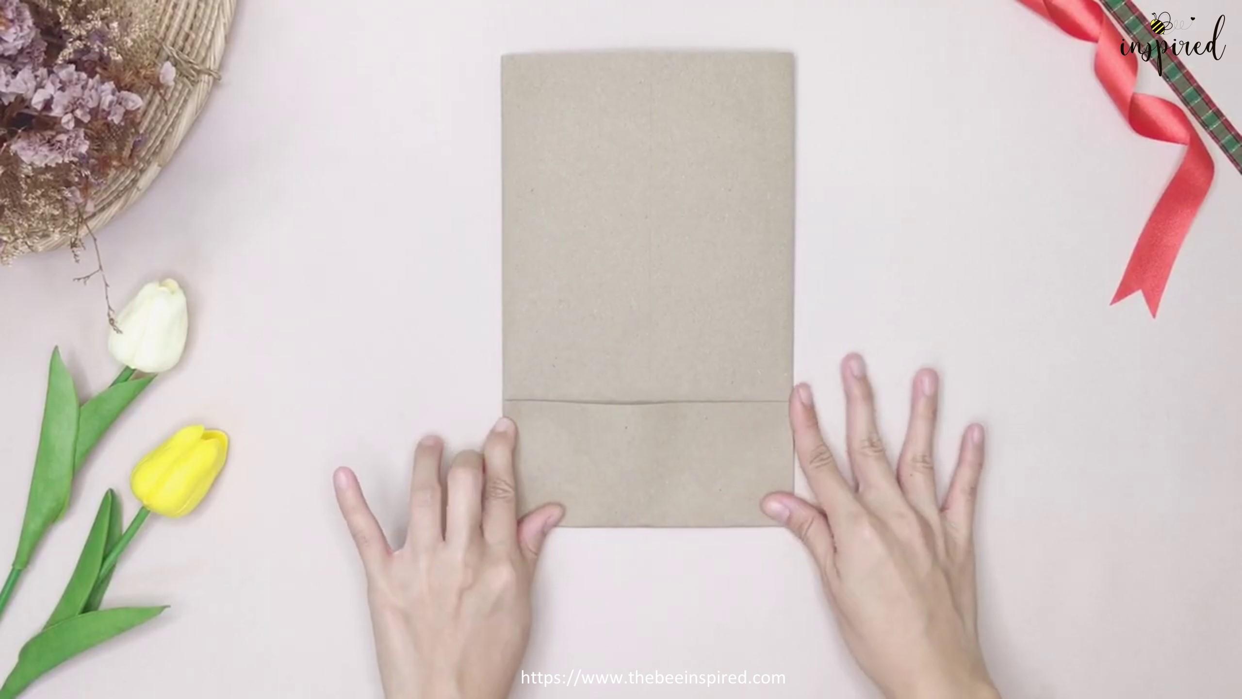 DIY Paper GIFT BAG for Valentine_5
