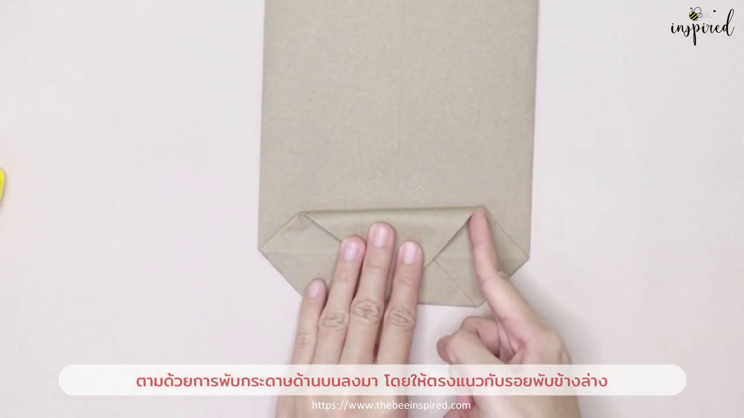 DIY Paper GIFT BAG for Valentine_8