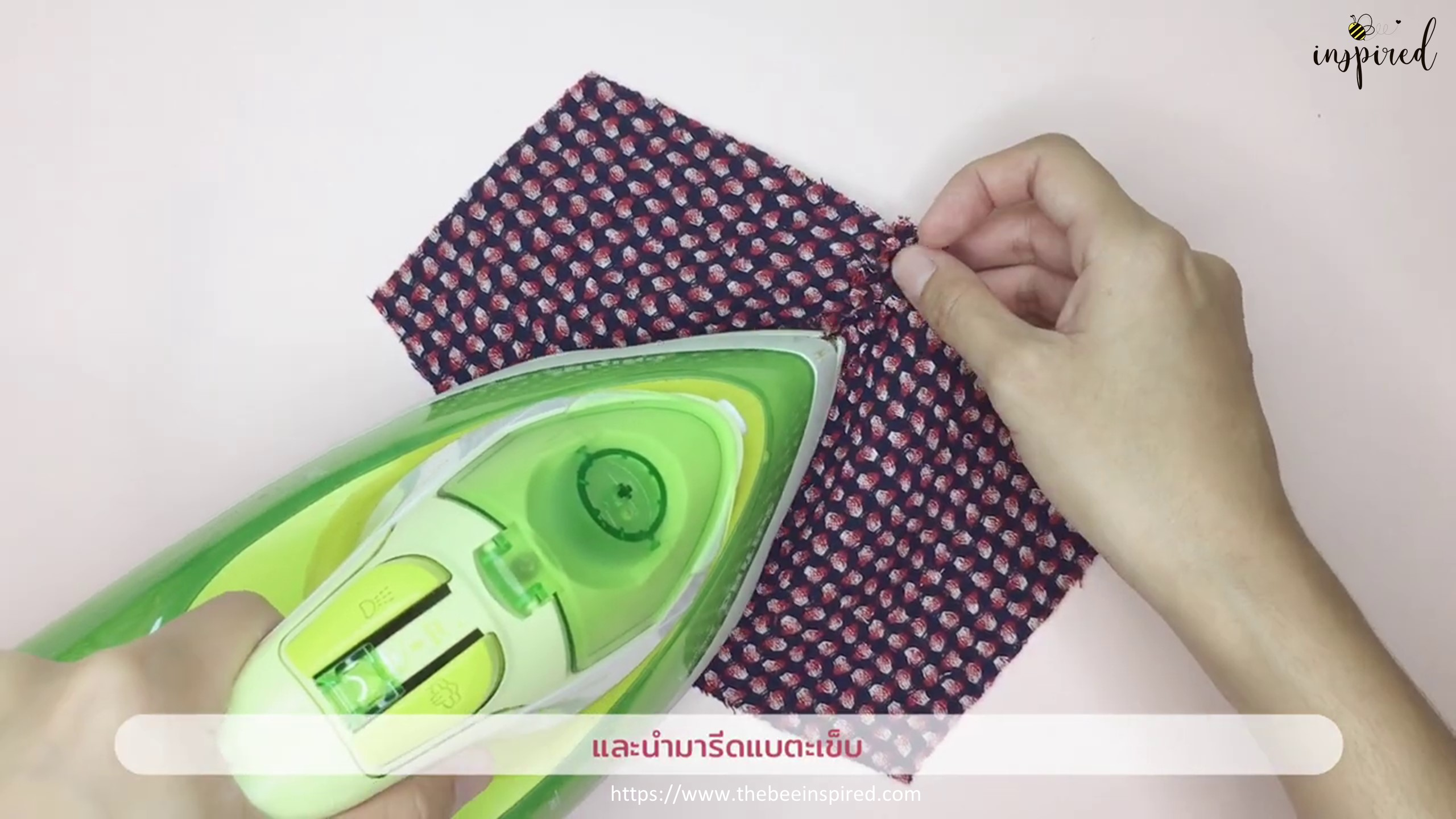 DIY Surgical Mask Cover_12