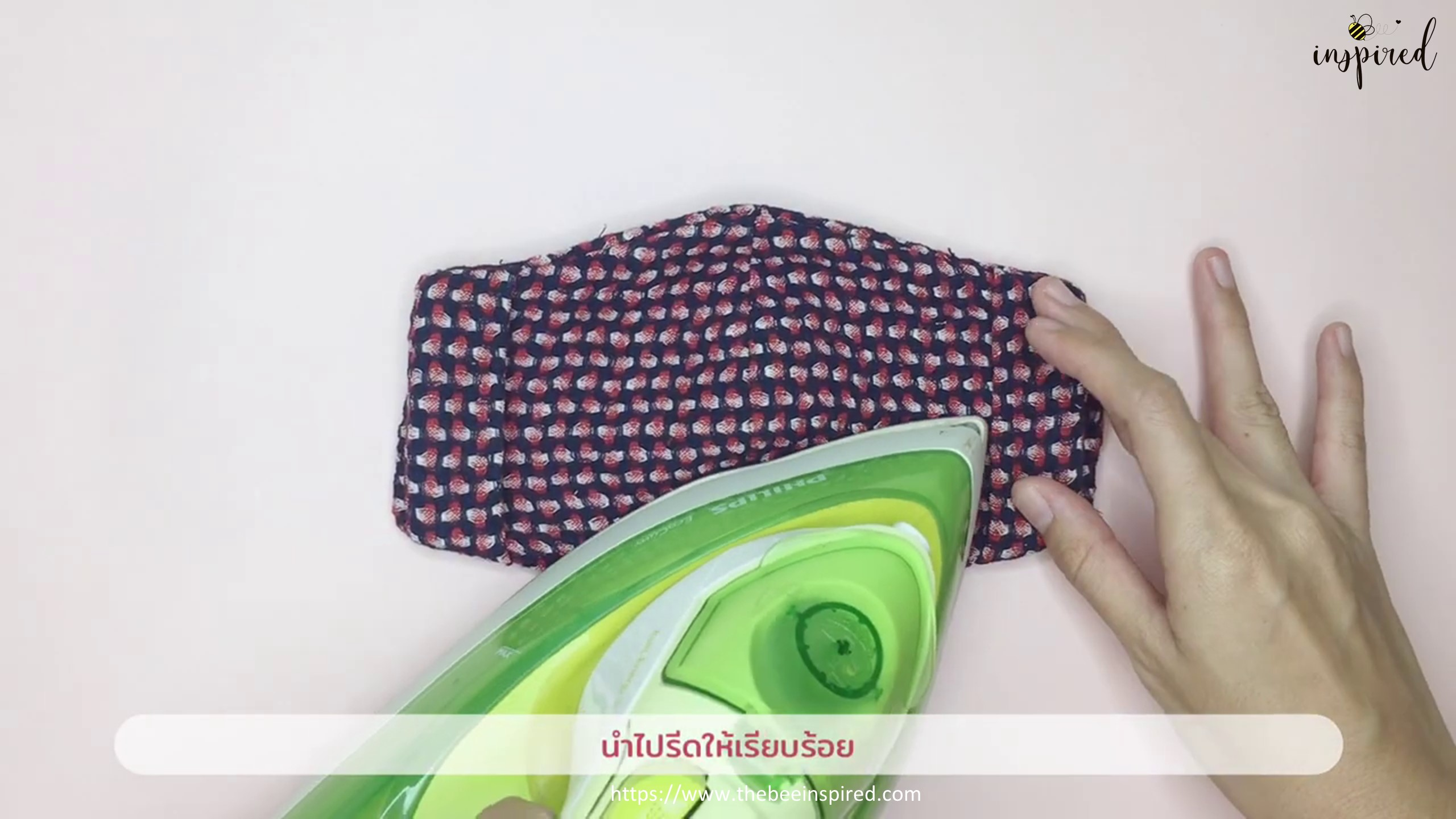 DIY Surgical Mask Cover_26