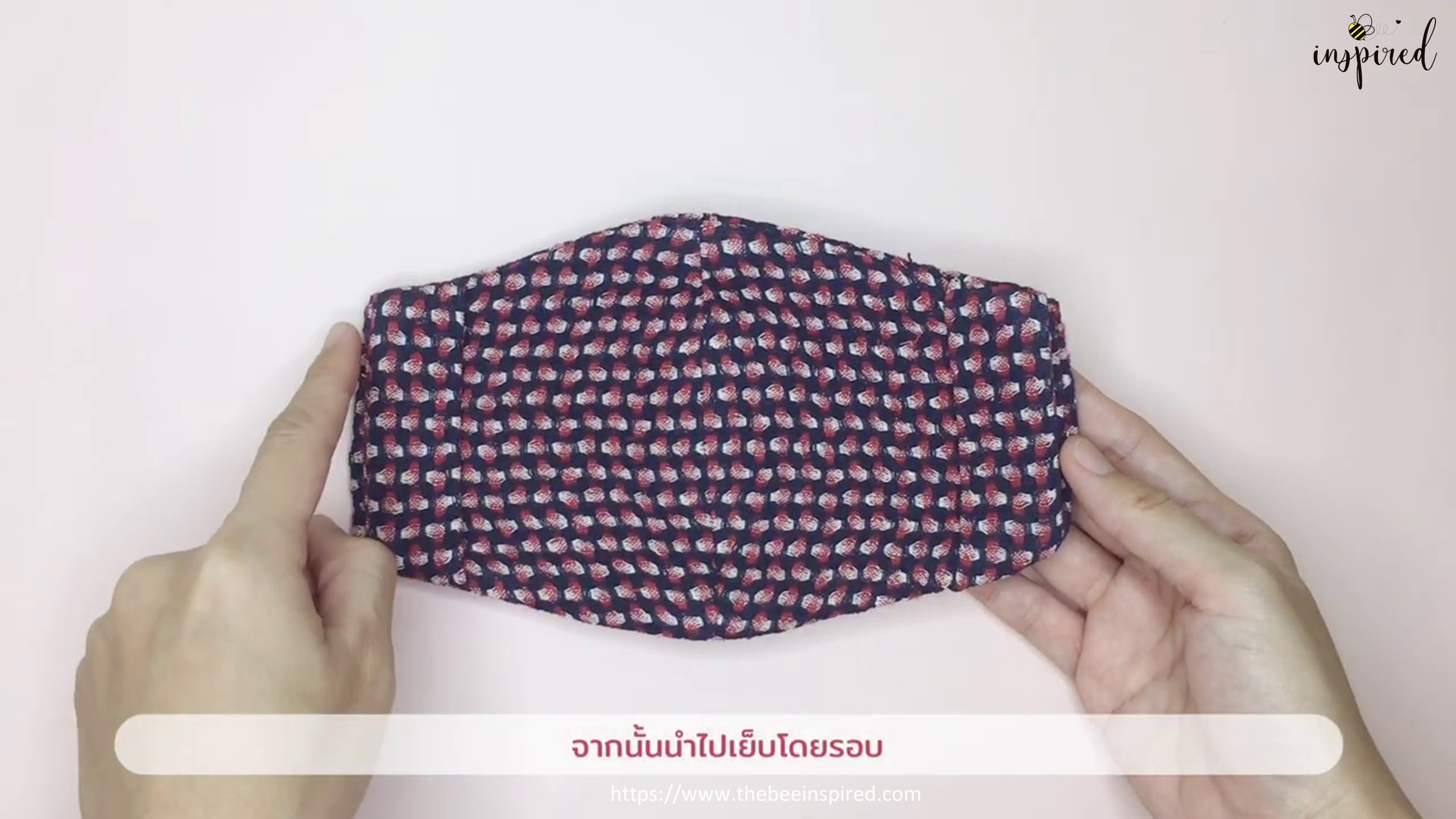 DIY Surgical Mask Cover_27