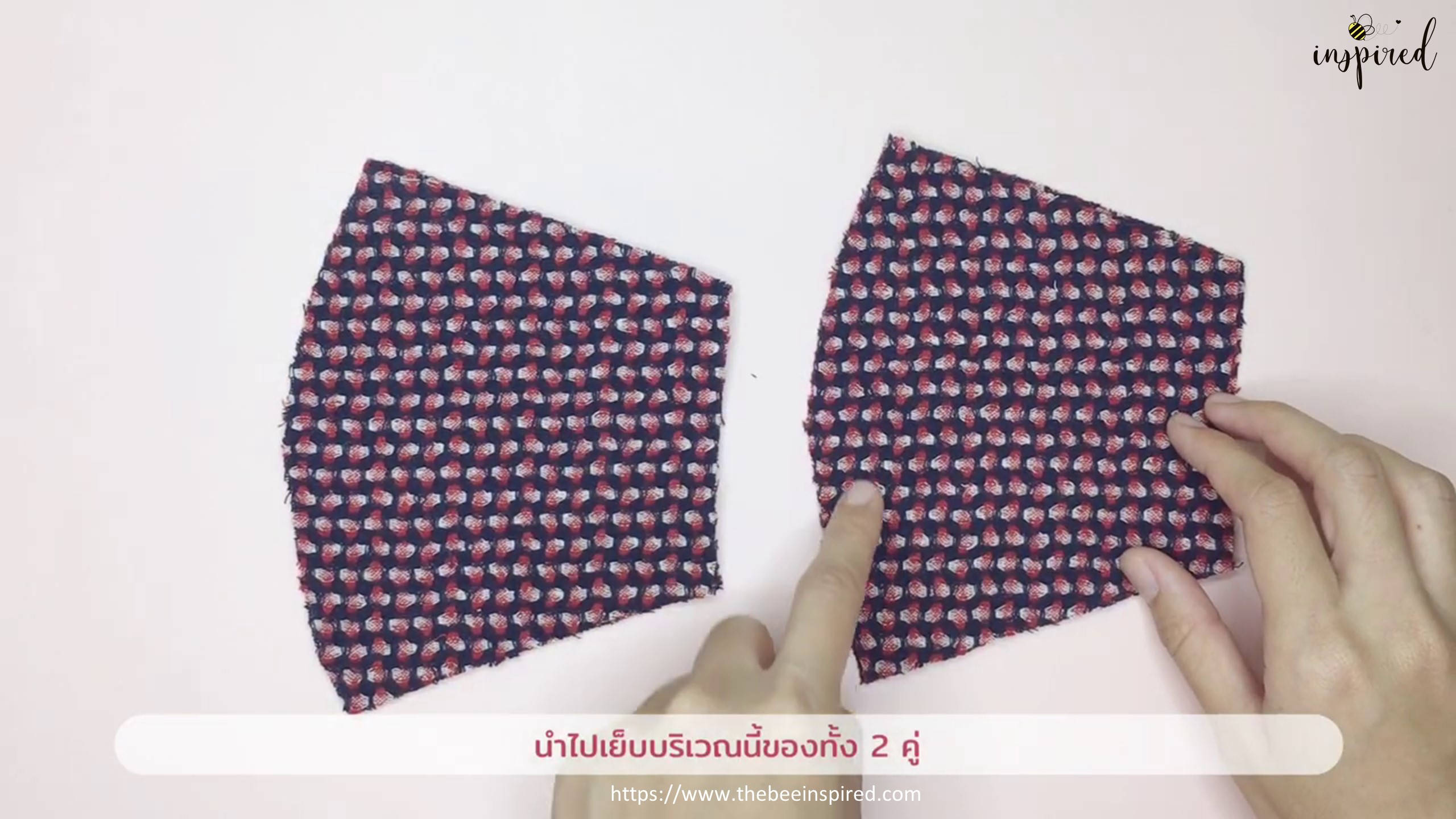DIY Surgical Mask Cover_8