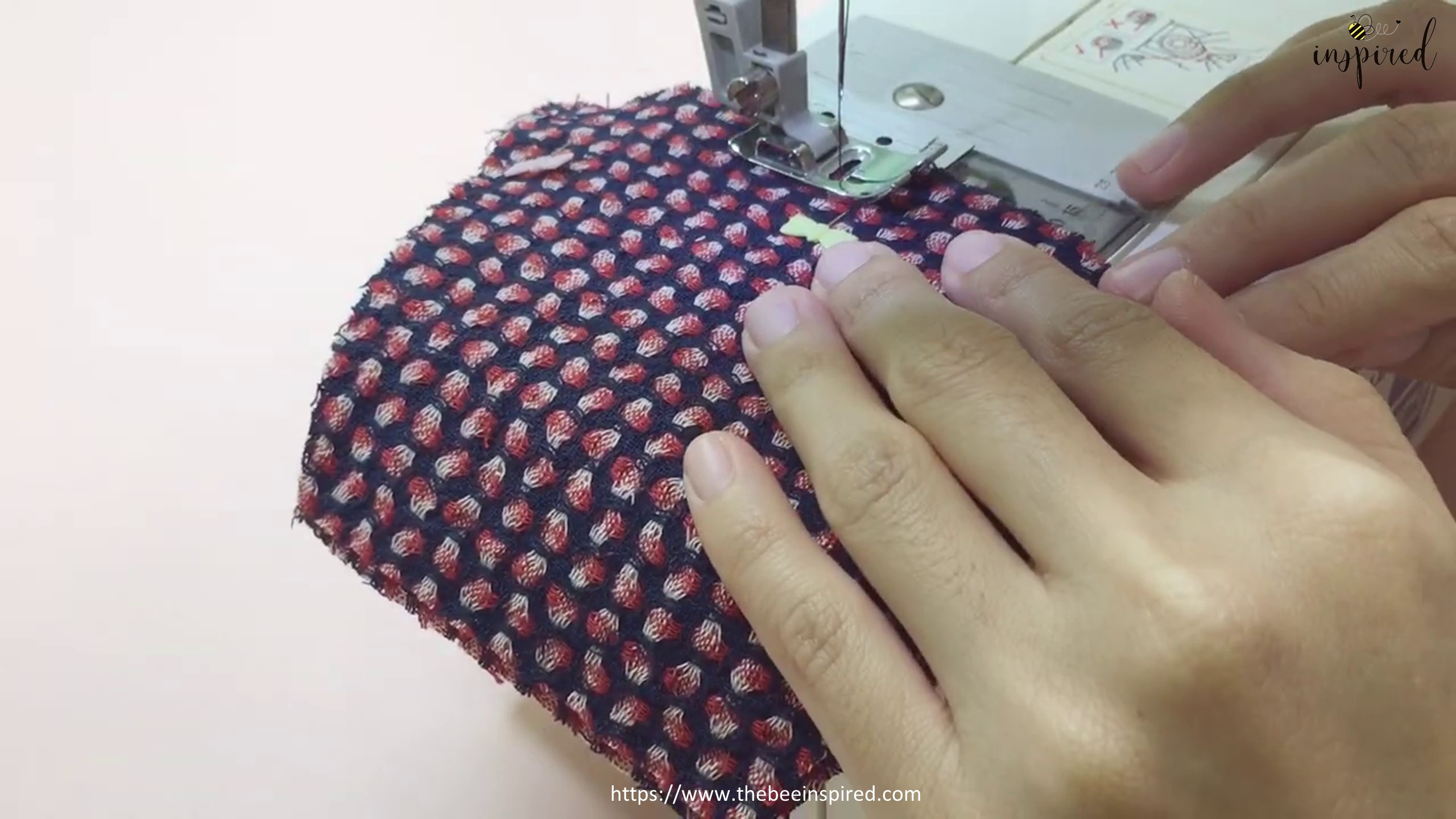 DIY Surgical Mask Cover_9