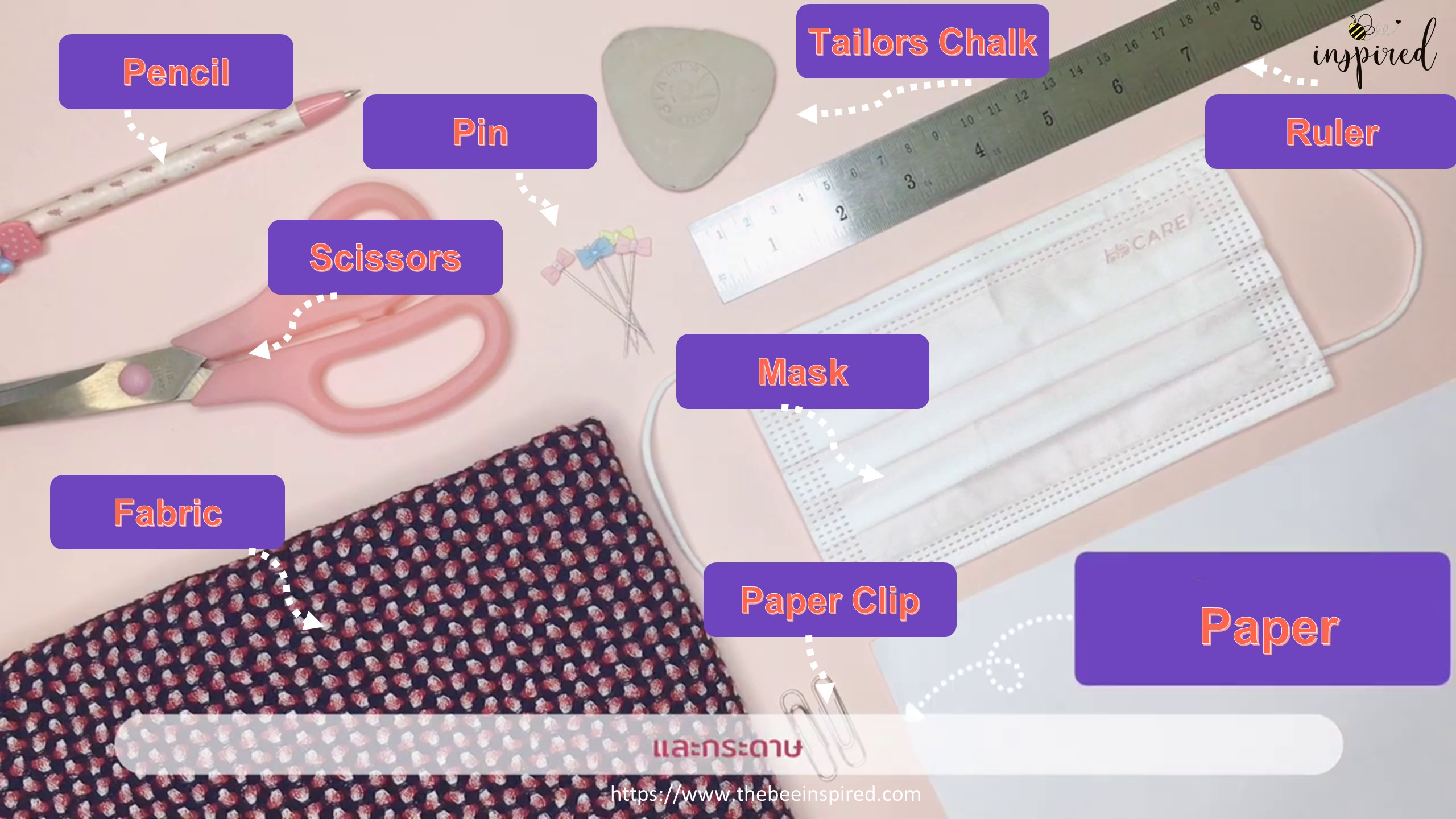 DIY Surgical Mask Cover_Equipment