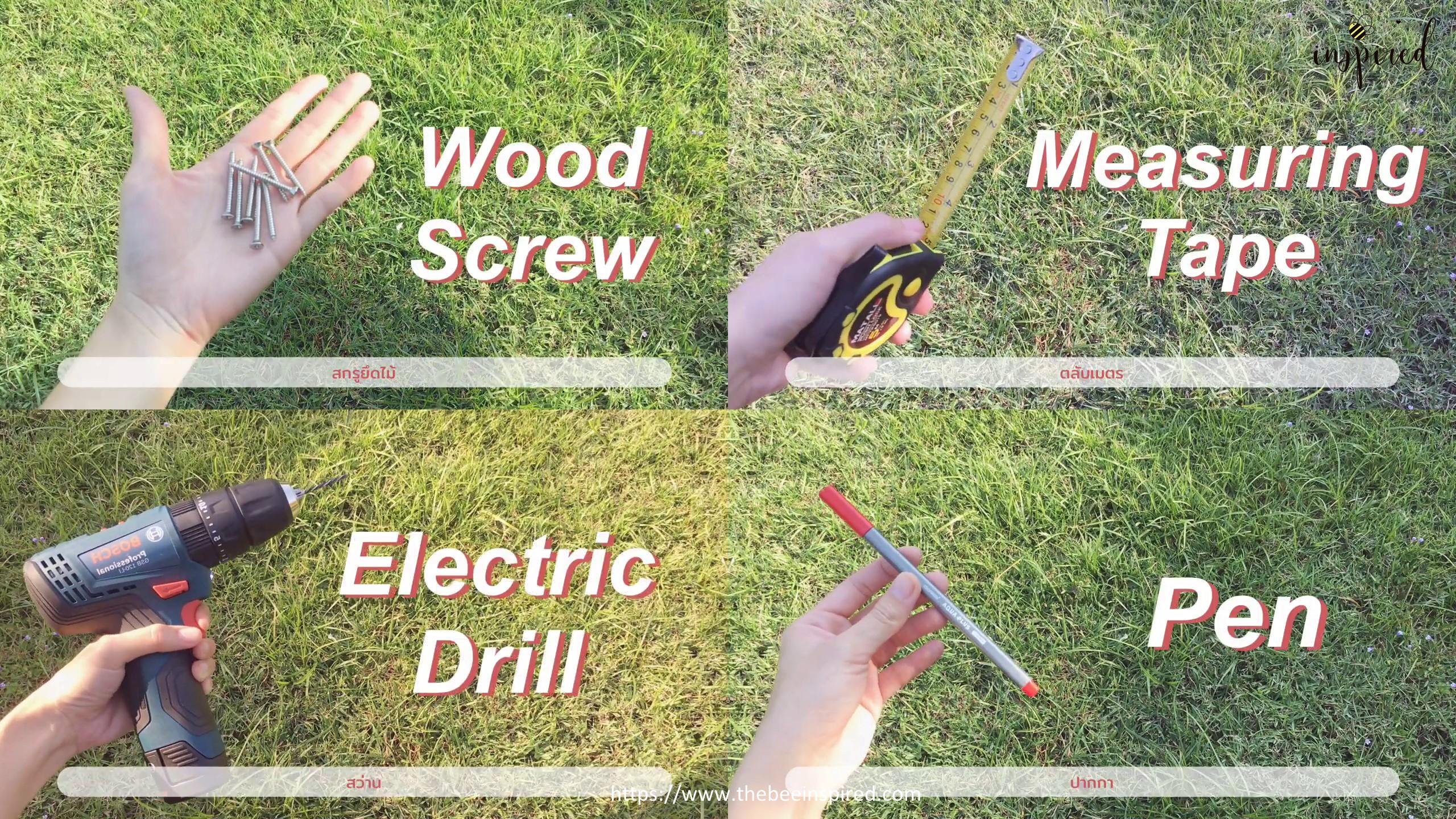 DIY Wood Plant Stand_Equipment_2