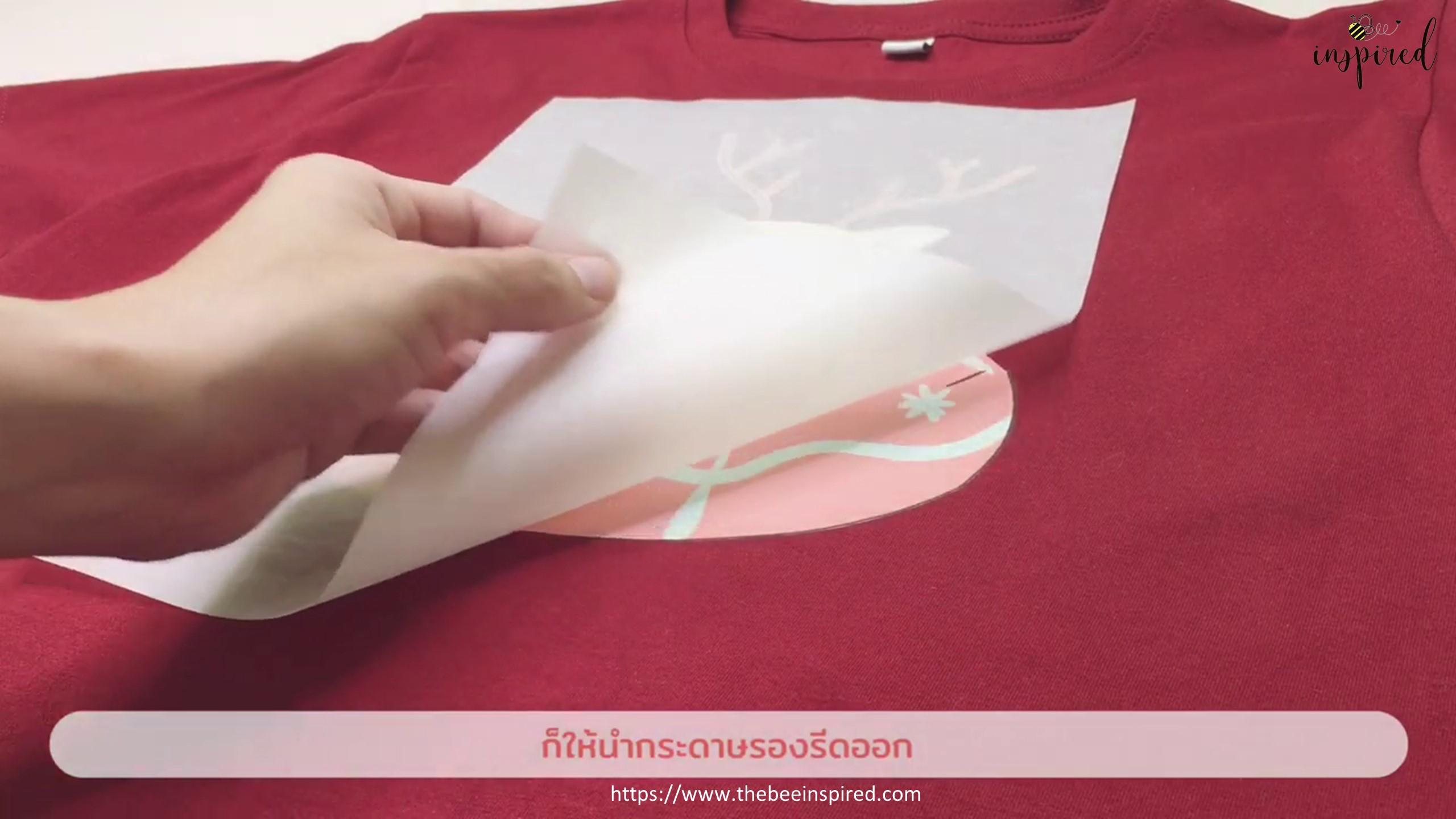 How I Screen My Custom T-shirt at home_11