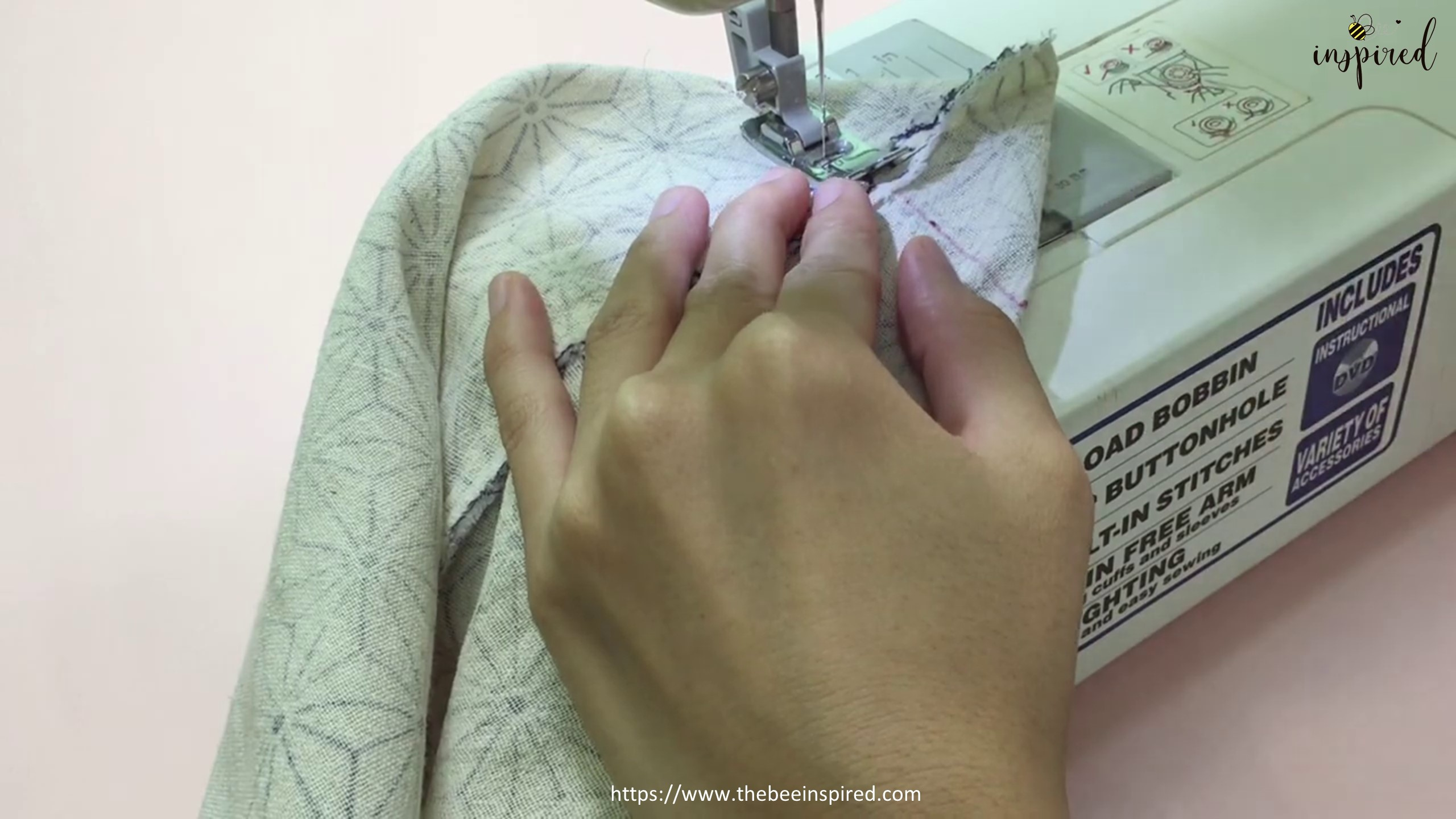 How to Sew Reversible Handbag 6 styles in 1 bags_13