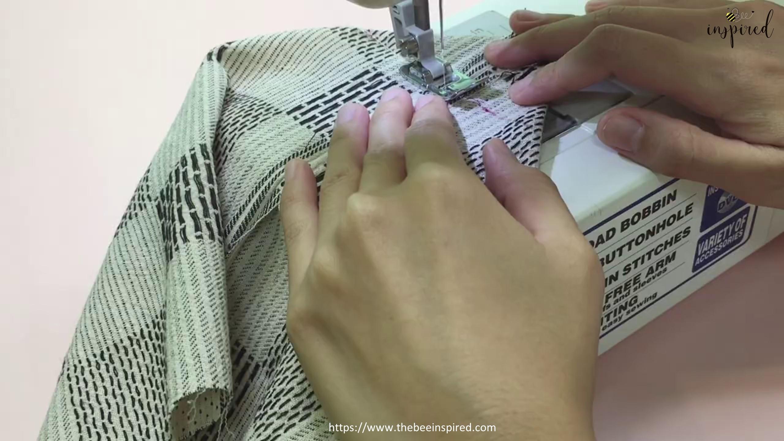 How to Sew Reversible Handbag 6 styles in 1 bags_14