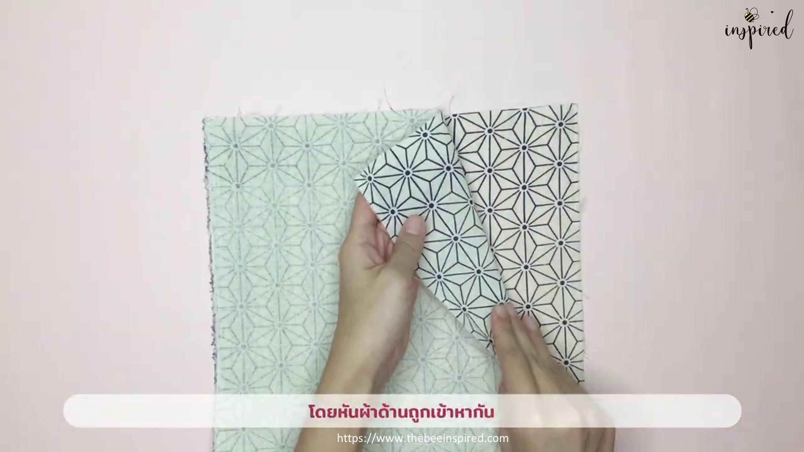 How to Sew Reversible Handbag 6 styles in 1 bags_2