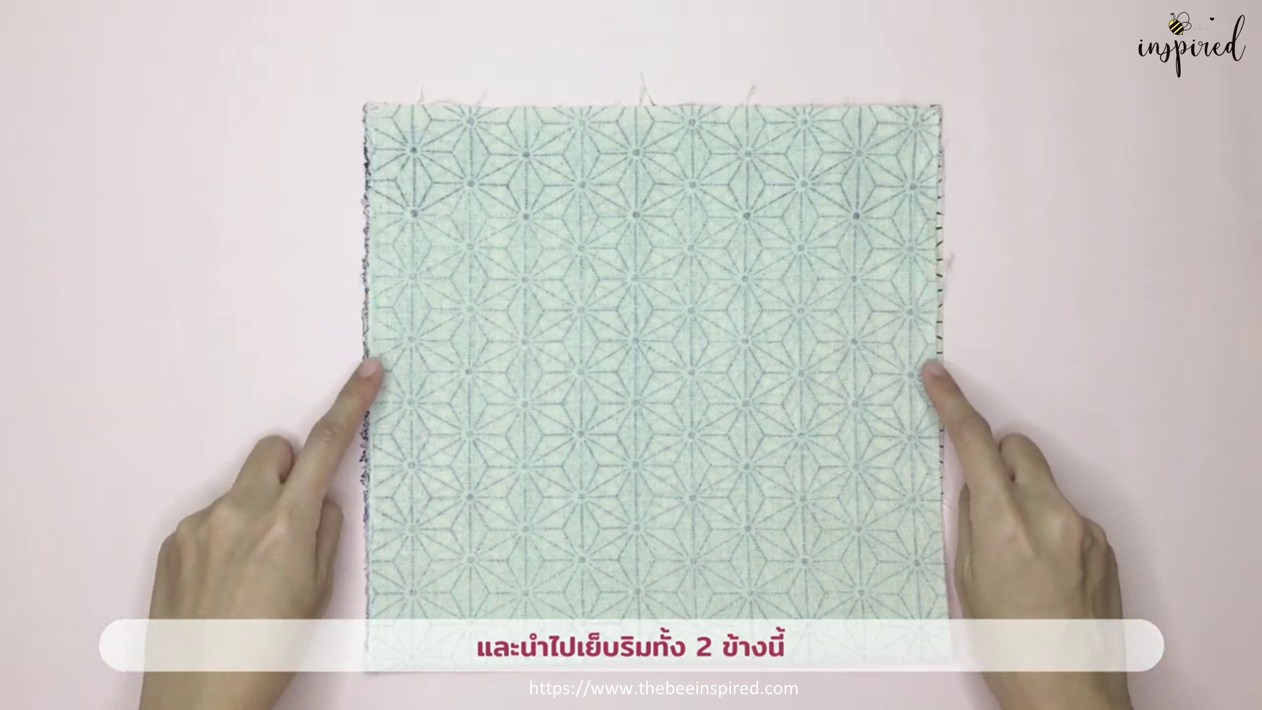 How to Sew Reversible Handbag 6 styles in 1 bags_3
