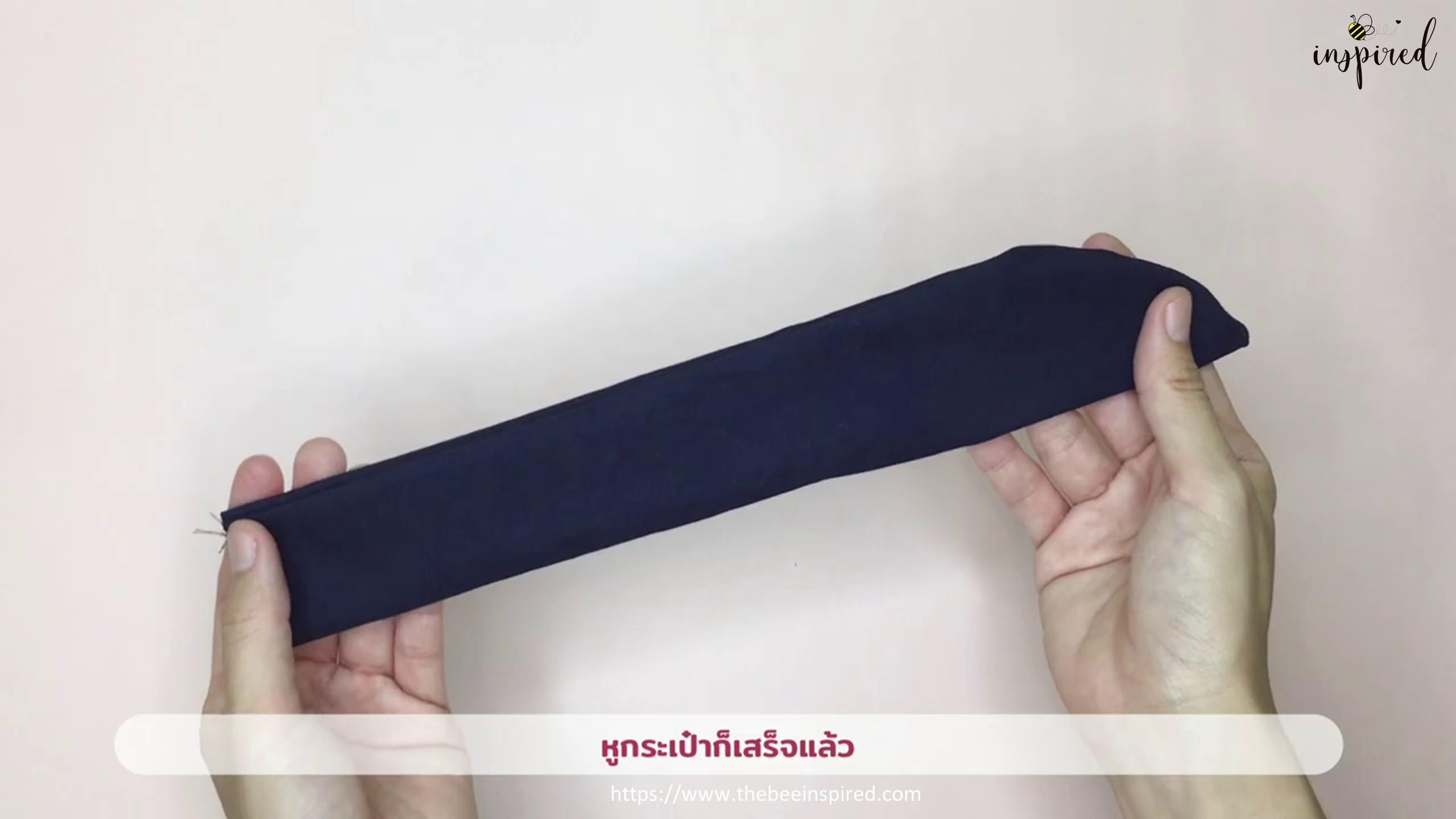 How to Sew Reversible Handbag 6 styles in 1 bags_36