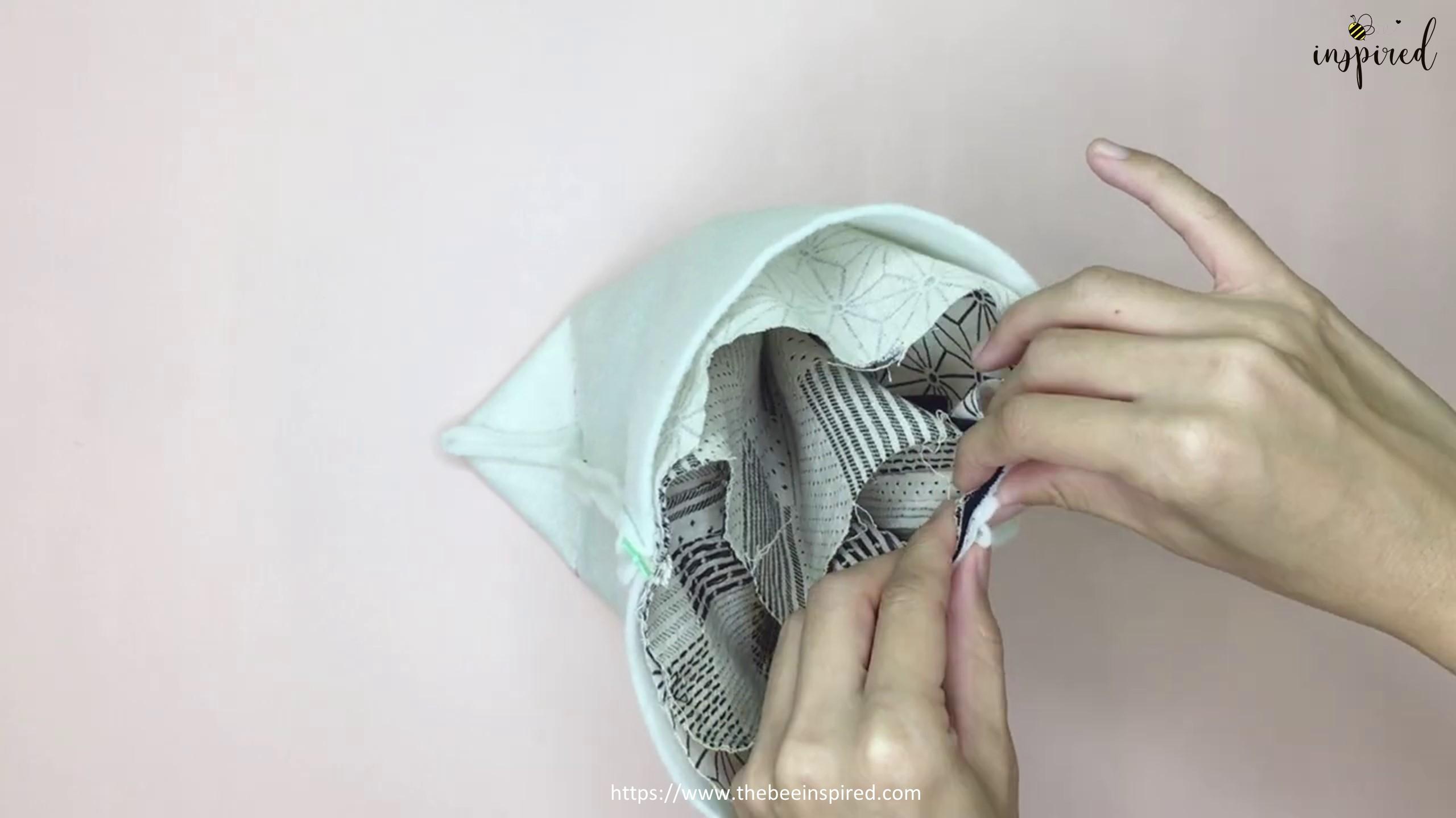 How to Sew Reversible Handbag 6 styles in 1 bags_49