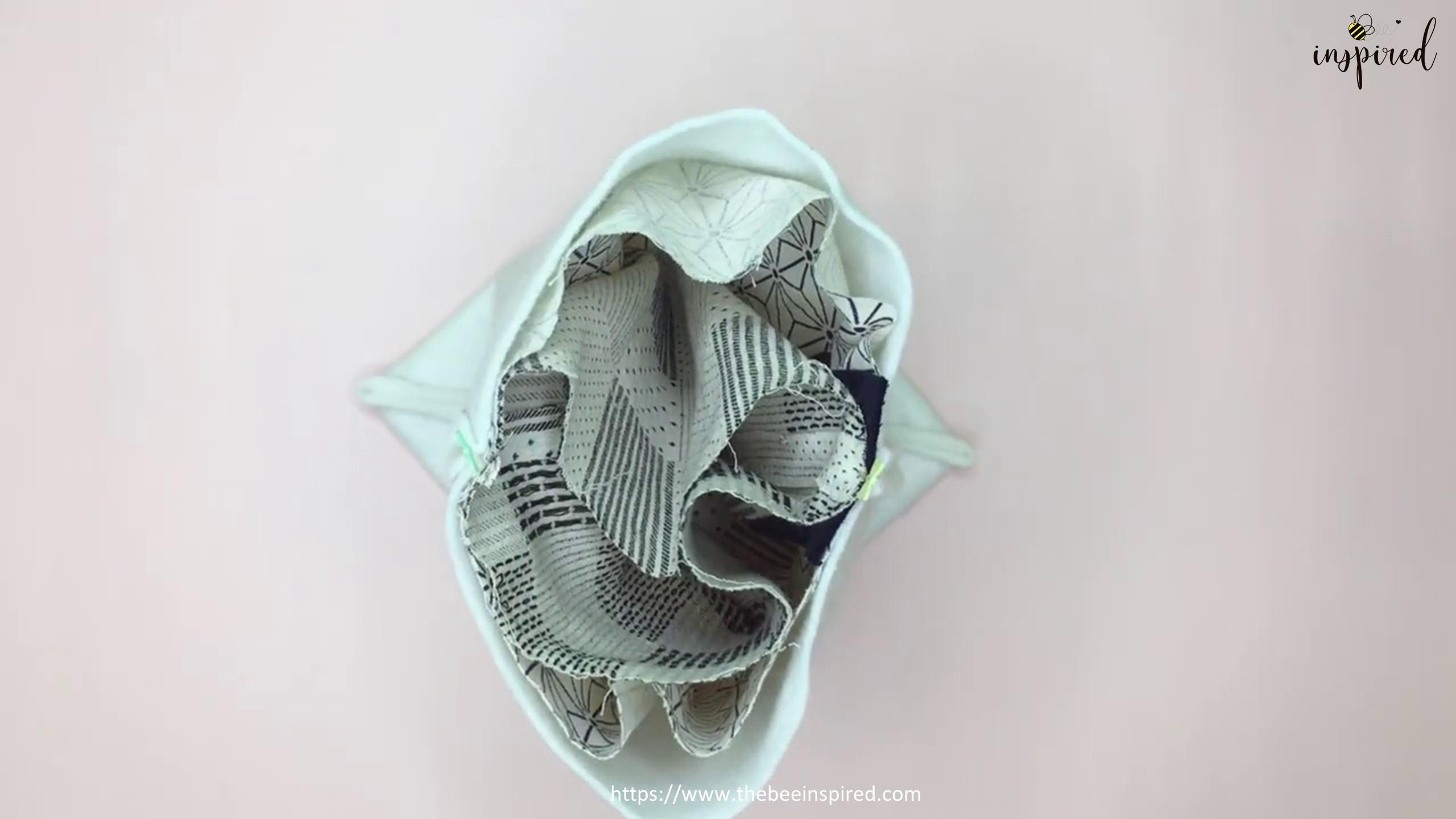 How to Sew Reversible Handbag 6 styles in 1 bags_50
