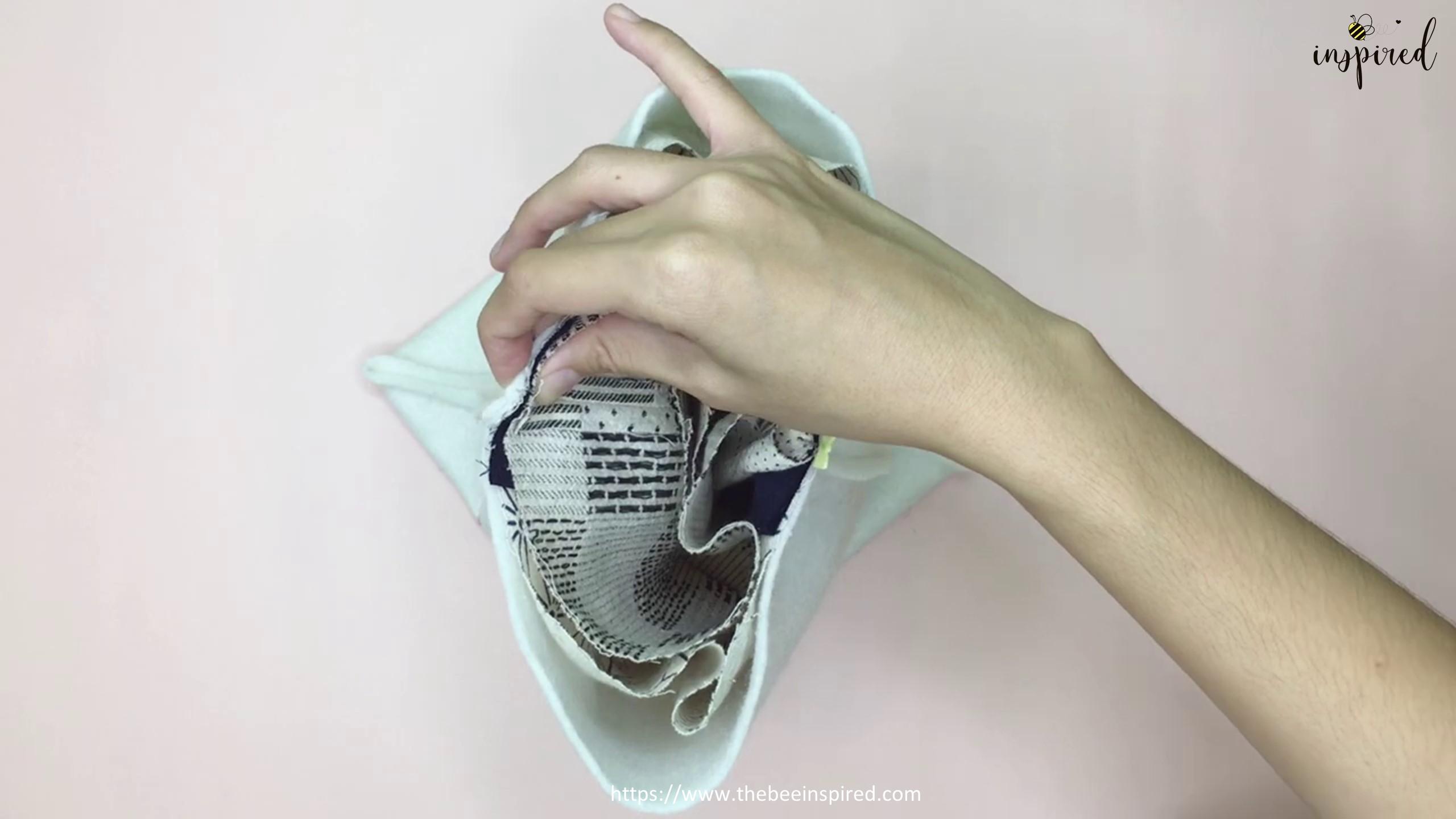 How to Sew Reversible Handbag 6 styles in 1 bags_51