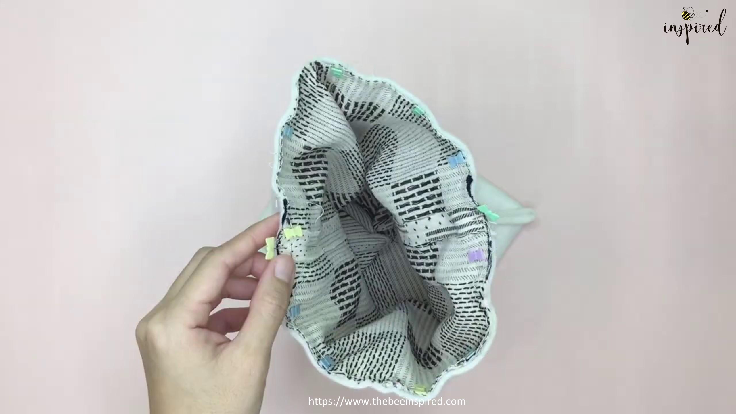 How to Sew Reversible Handbag 6 styles in 1 bags_56
