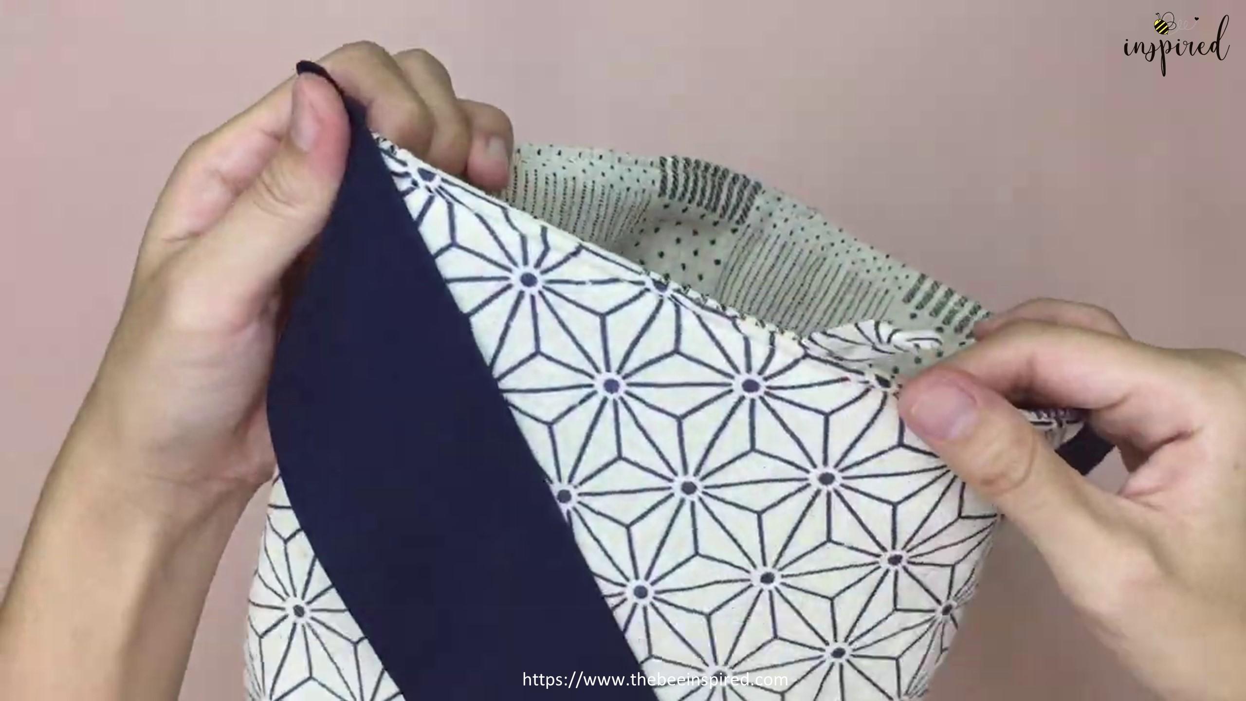 How to Sew Reversible Handbag 6 styles in 1 bags_63