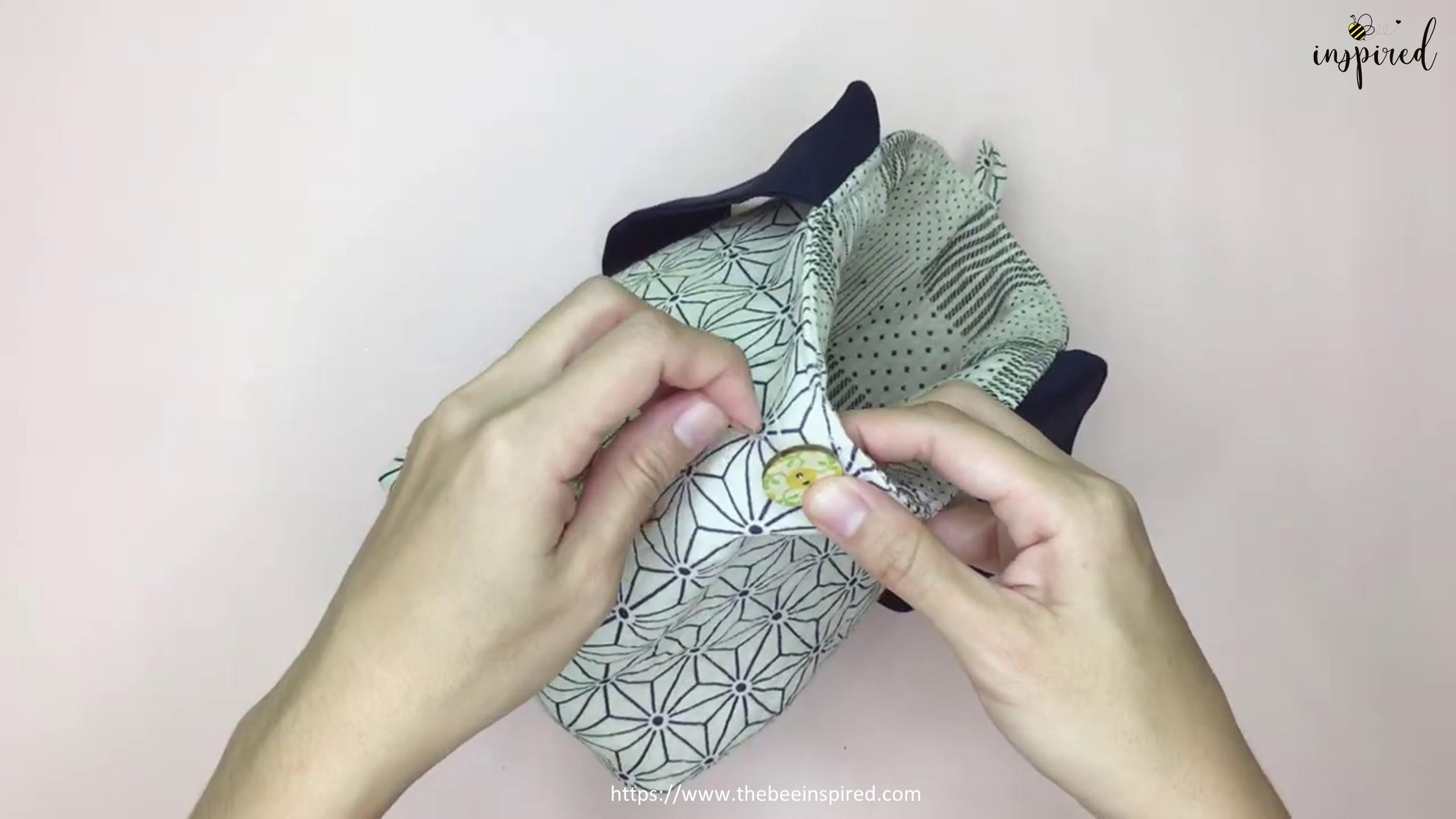 How to Sew Reversible Handbag 6 styles in 1 bags_66