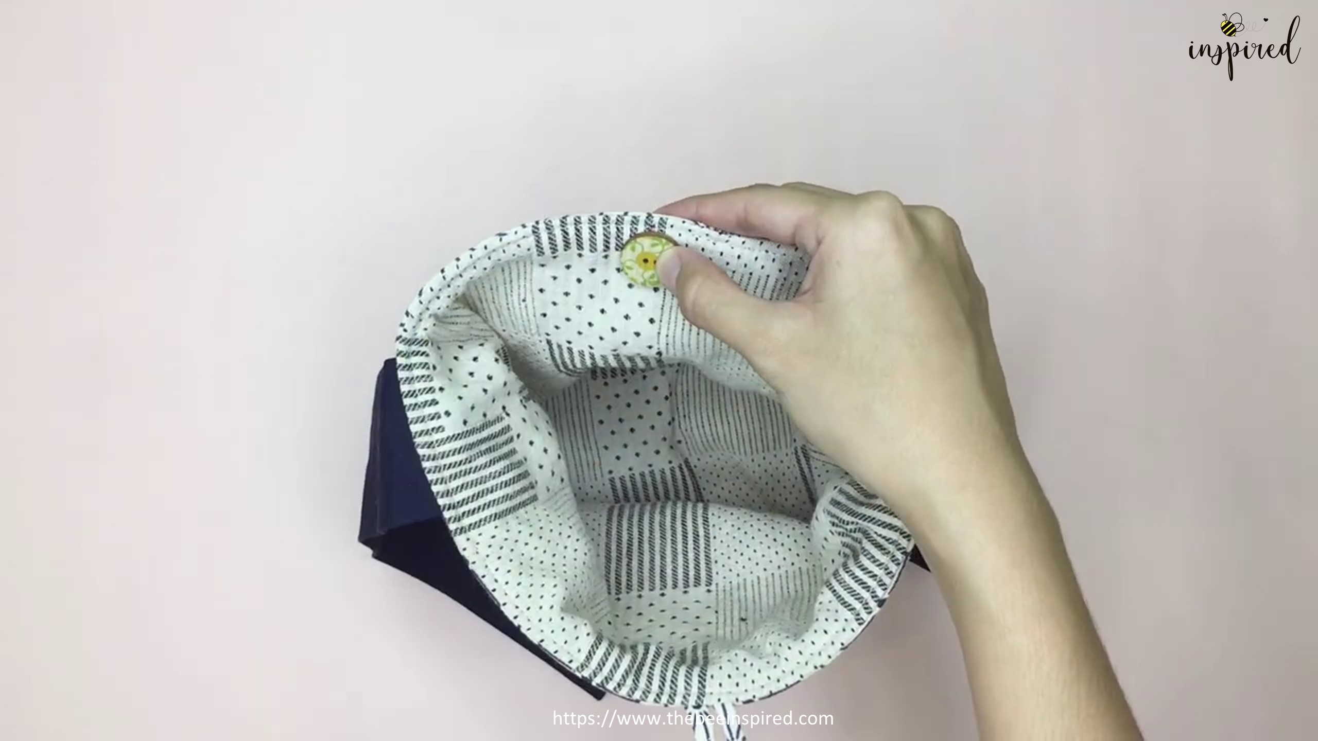 How to Sew Reversible Handbag 6 styles in 1 bags_68
