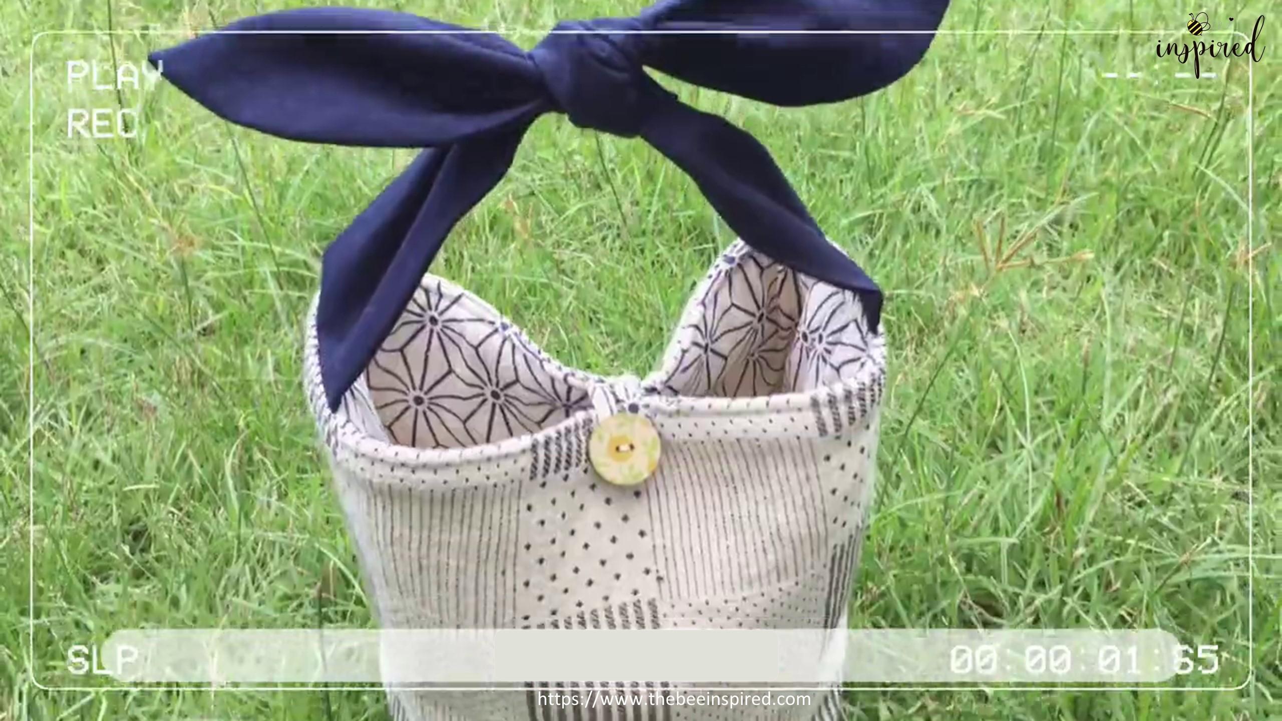 How to Sew Reversible Handbag 6 styles in 1 bags_70