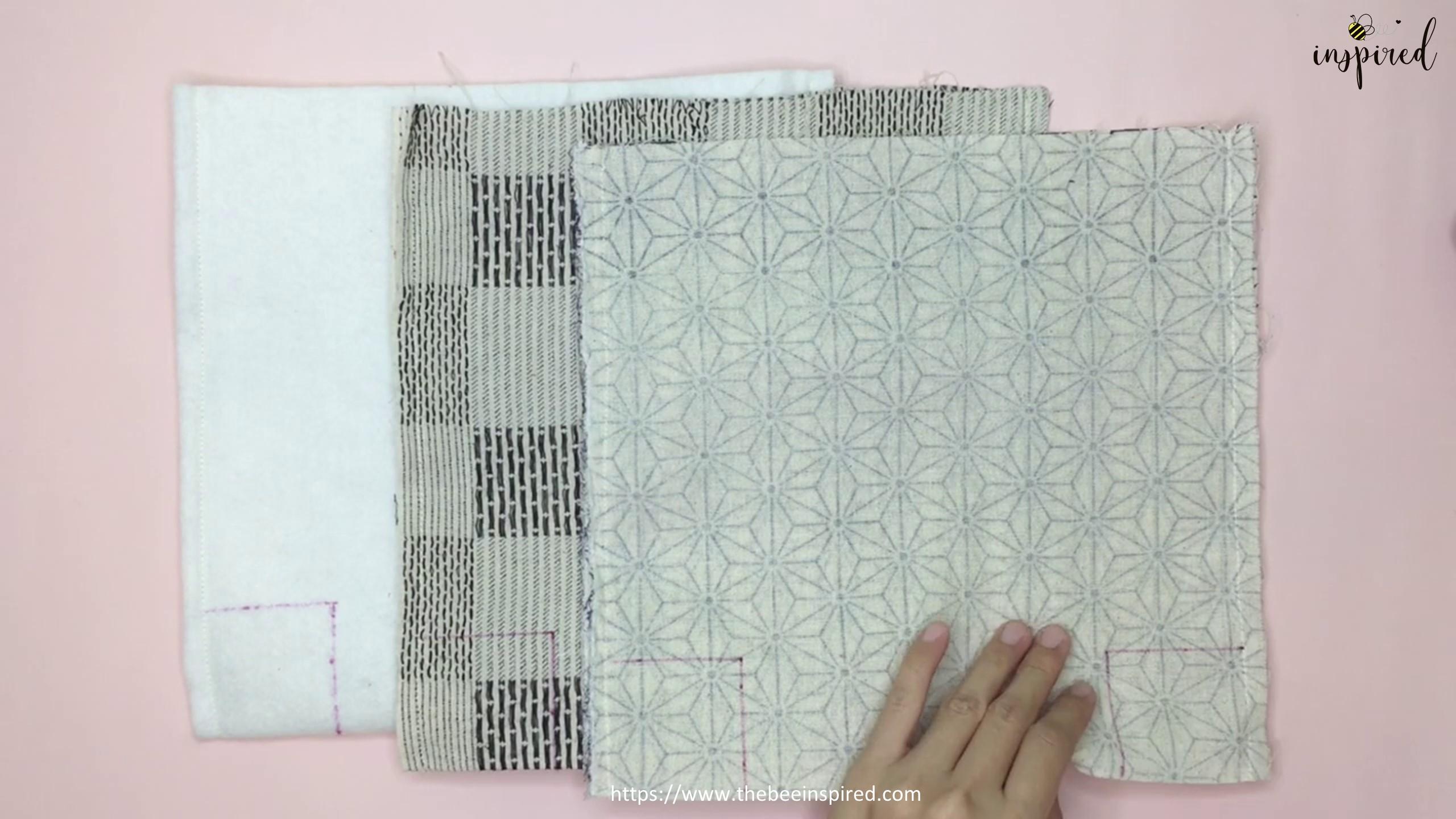How to Sew Reversible Handbag 6 styles in 1 bags_9