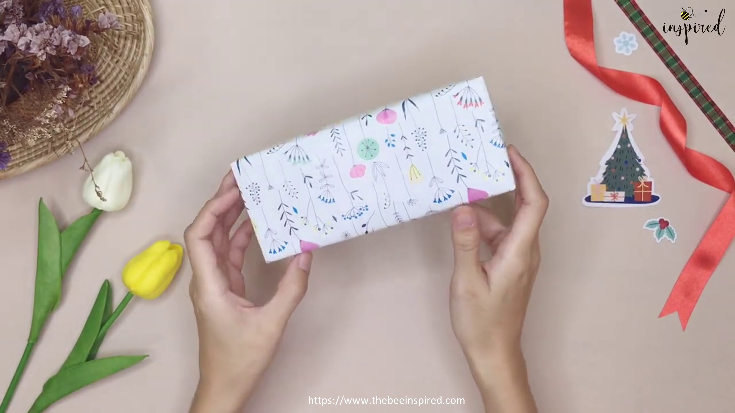 How to Wrap a Gift for beginner_12