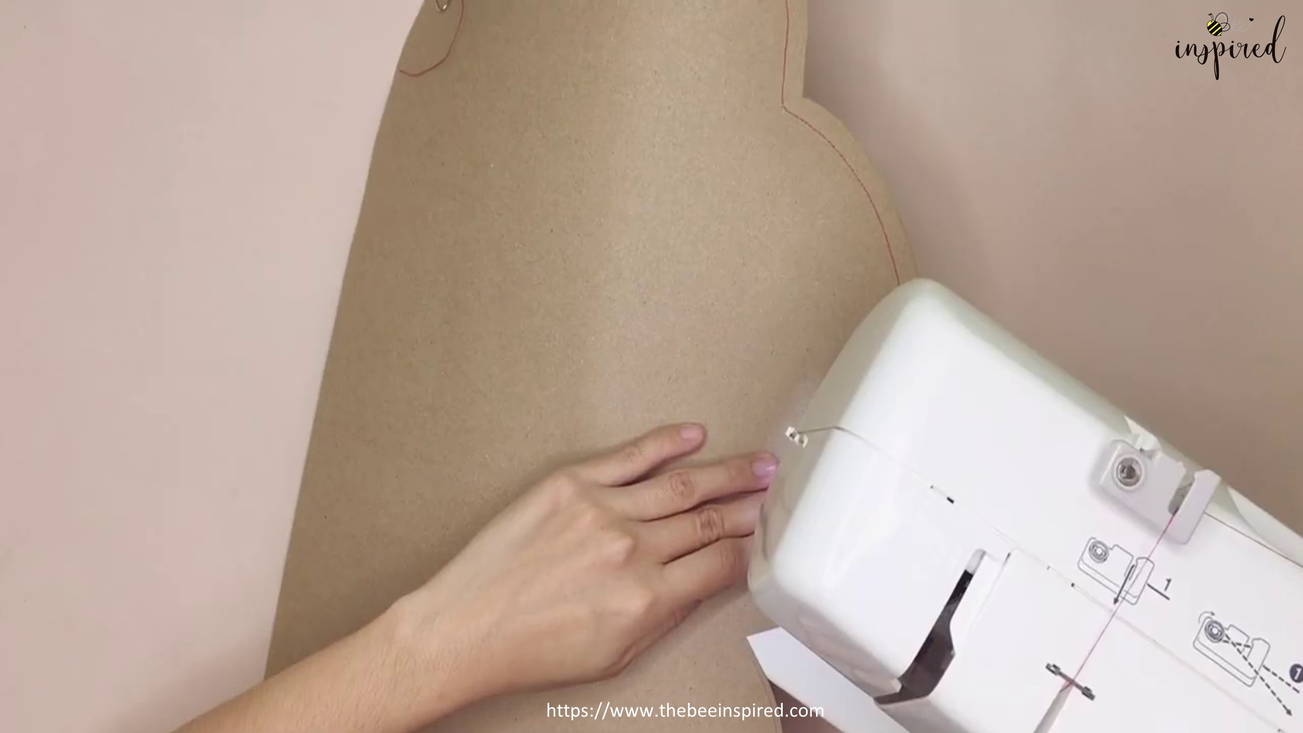 How to wrap the gift without box in minimal style_5