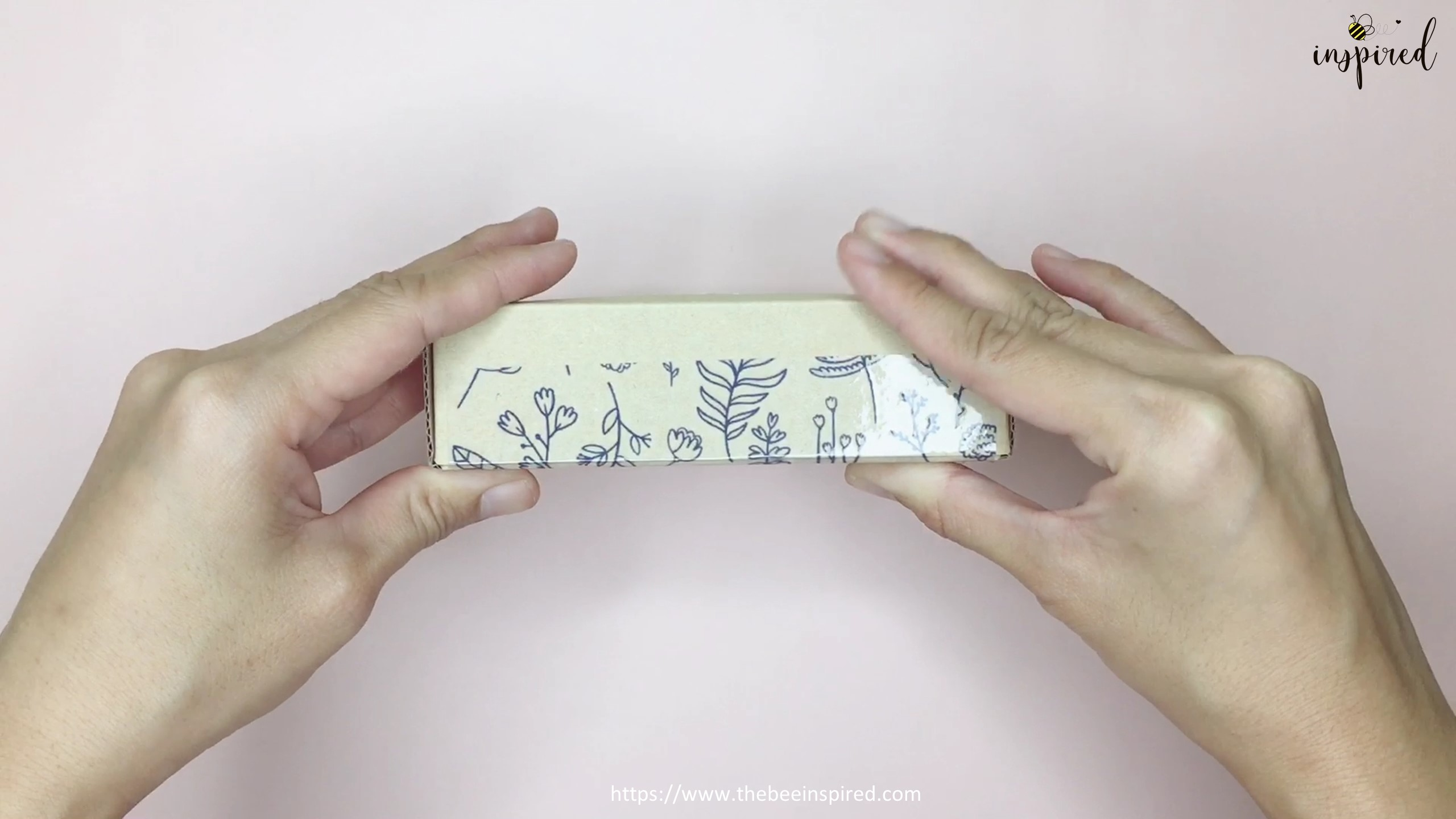 How to Make Washi Tape Masking Tape without Double Sided Tape_9