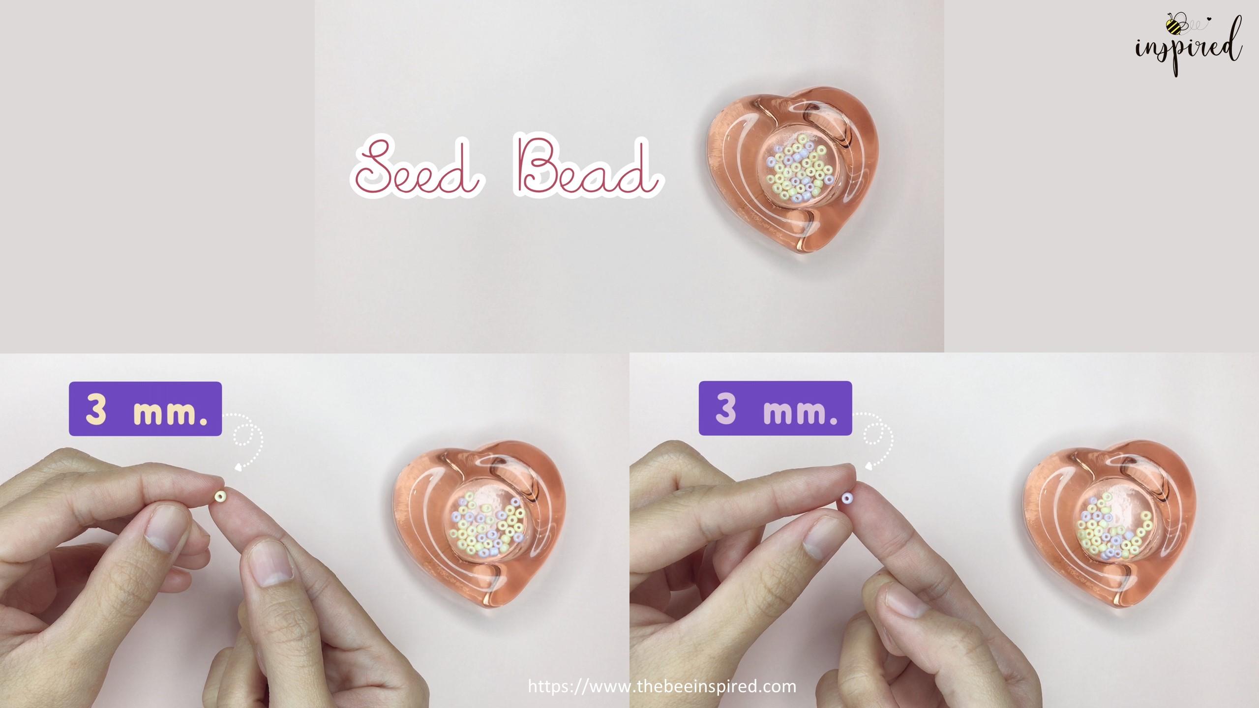 วิธีร้อยแหวนลูกปัดง่ายๆ สไตล์เกาหลี - How to Make Beaded Ring_Equipment_1